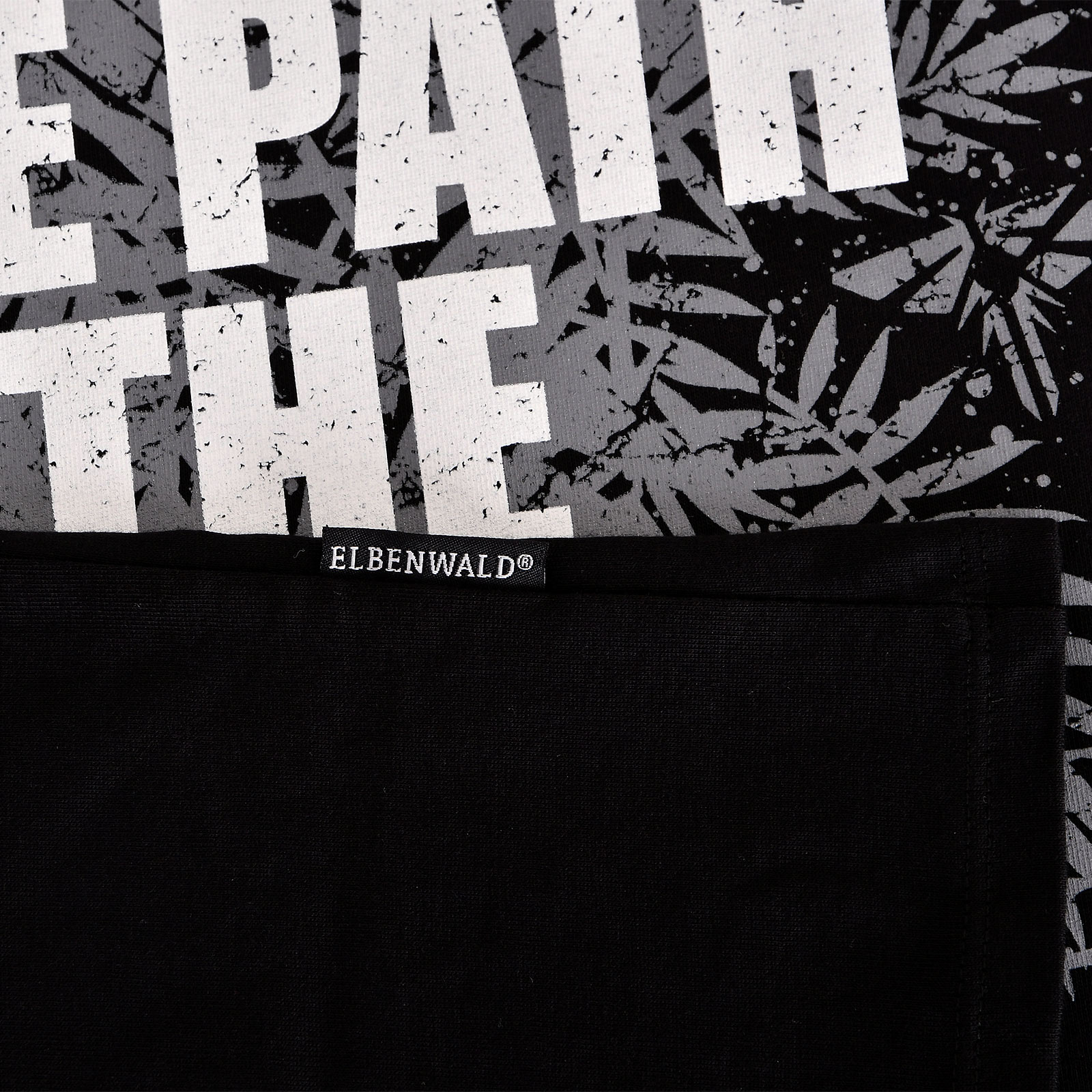 Path of the Right T-Shirt für The Last of Us Fans schwarz