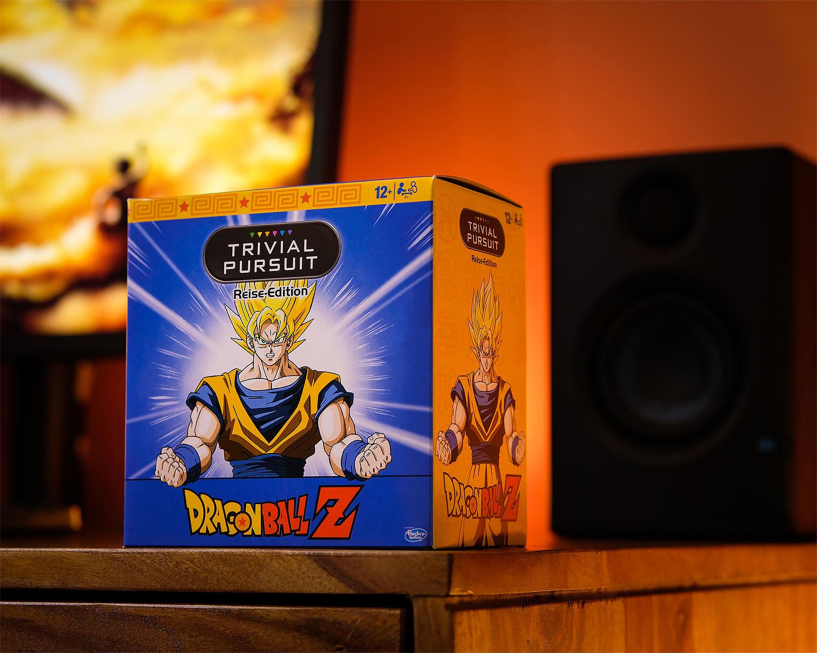 Dragon Ball Z - Trivial Pursuit Quiz