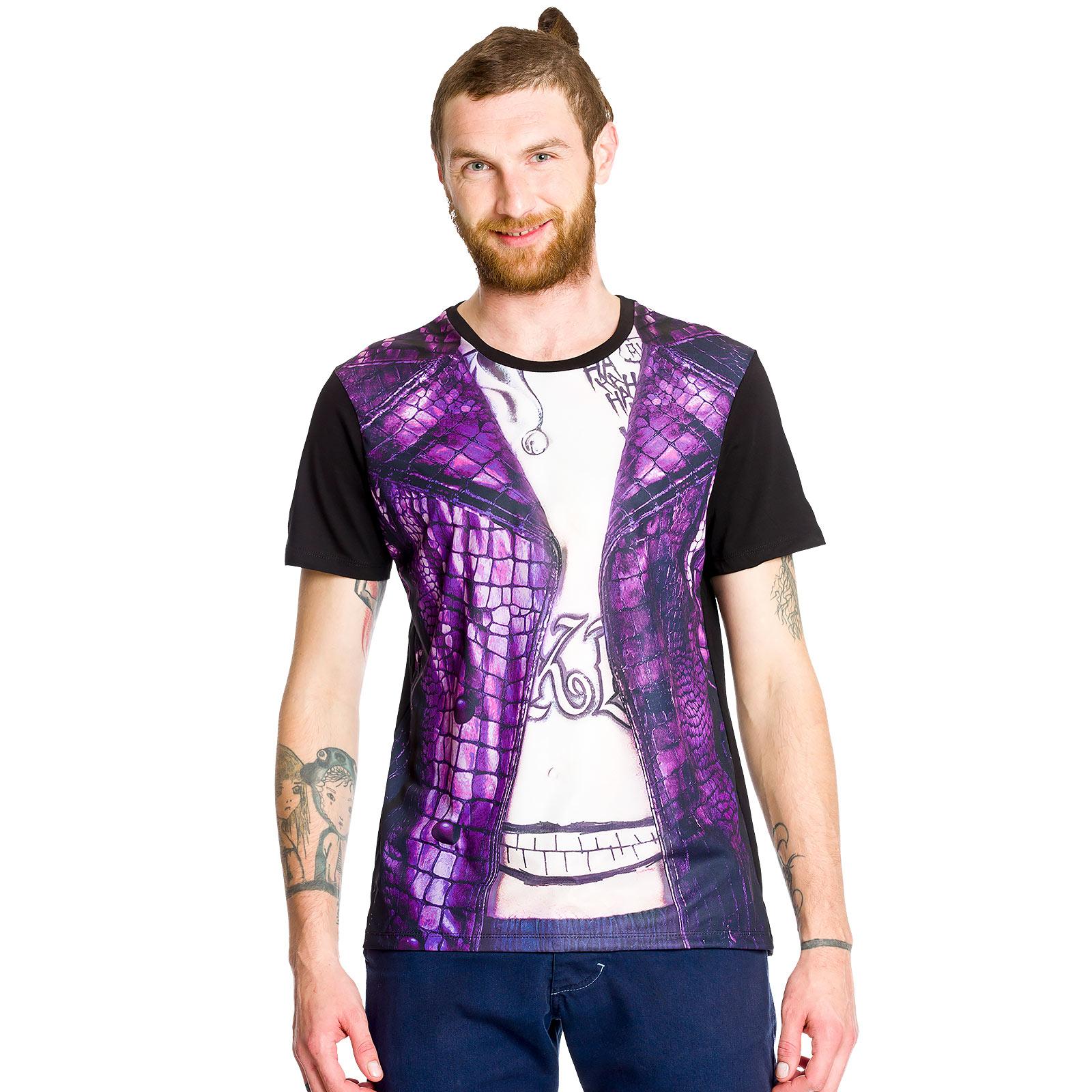 Joker - Suit T-Shirt