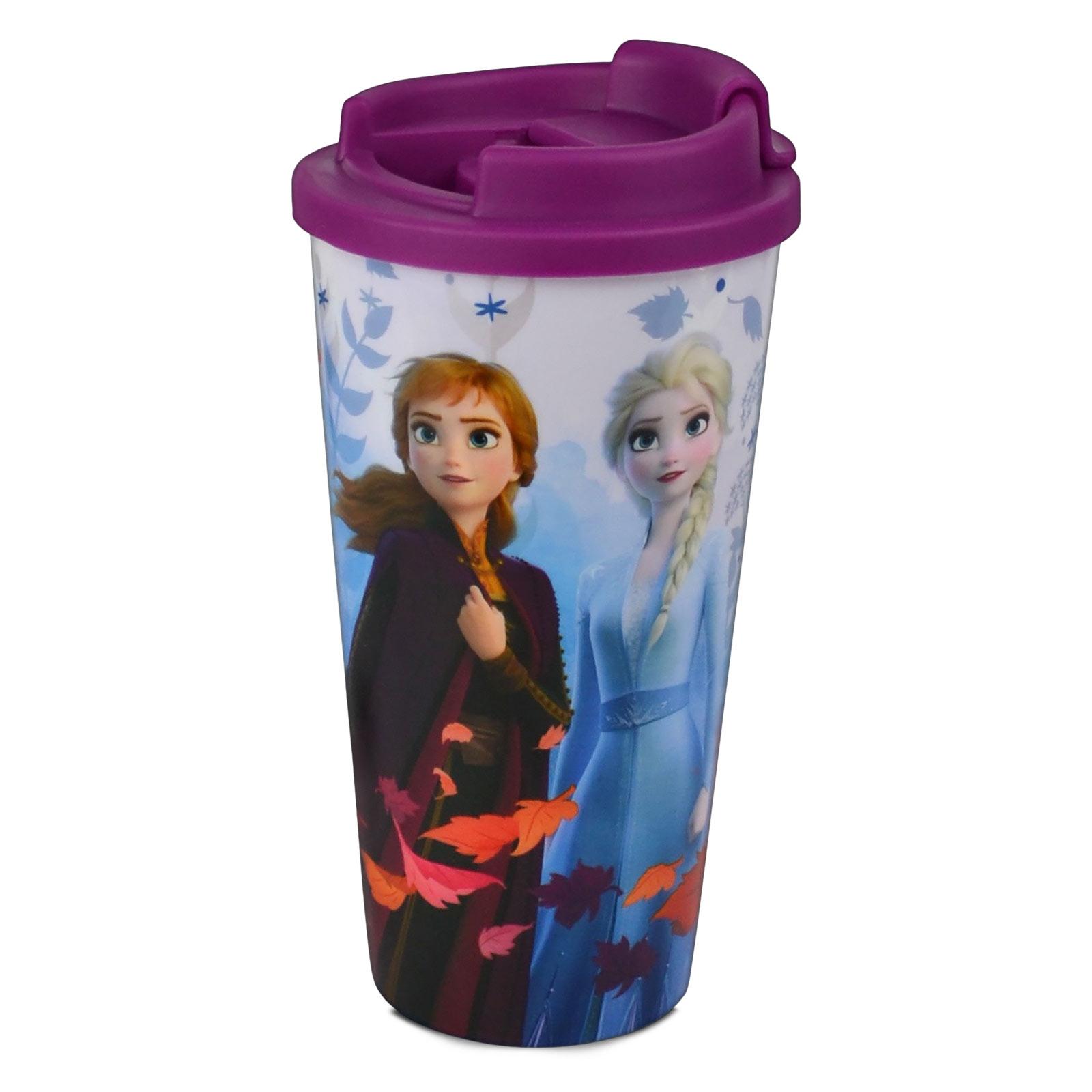 Frozen - Olaf, Anna und Elsa To Go Becher