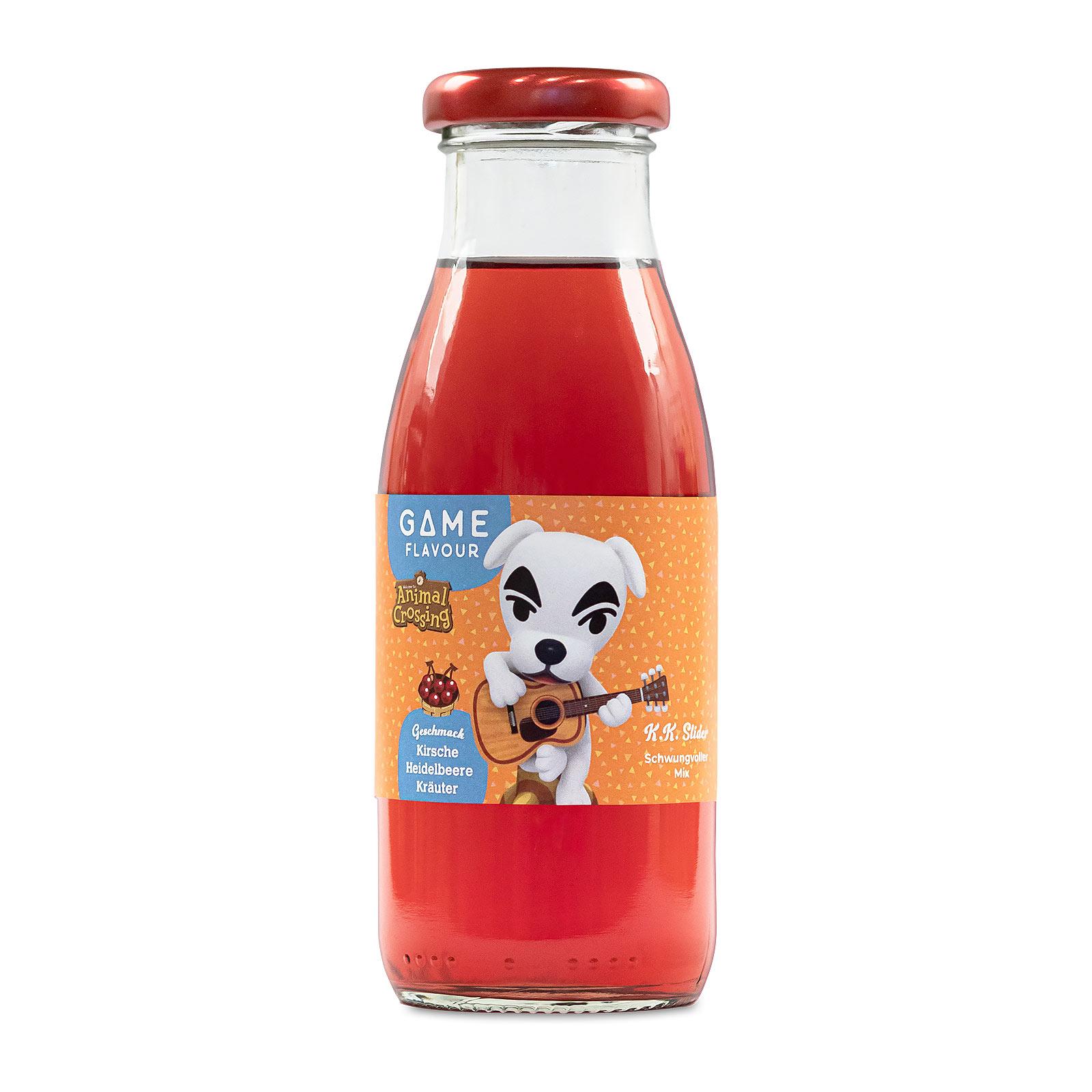 Animal Crossing - K.K. Slider Fruchtdrink