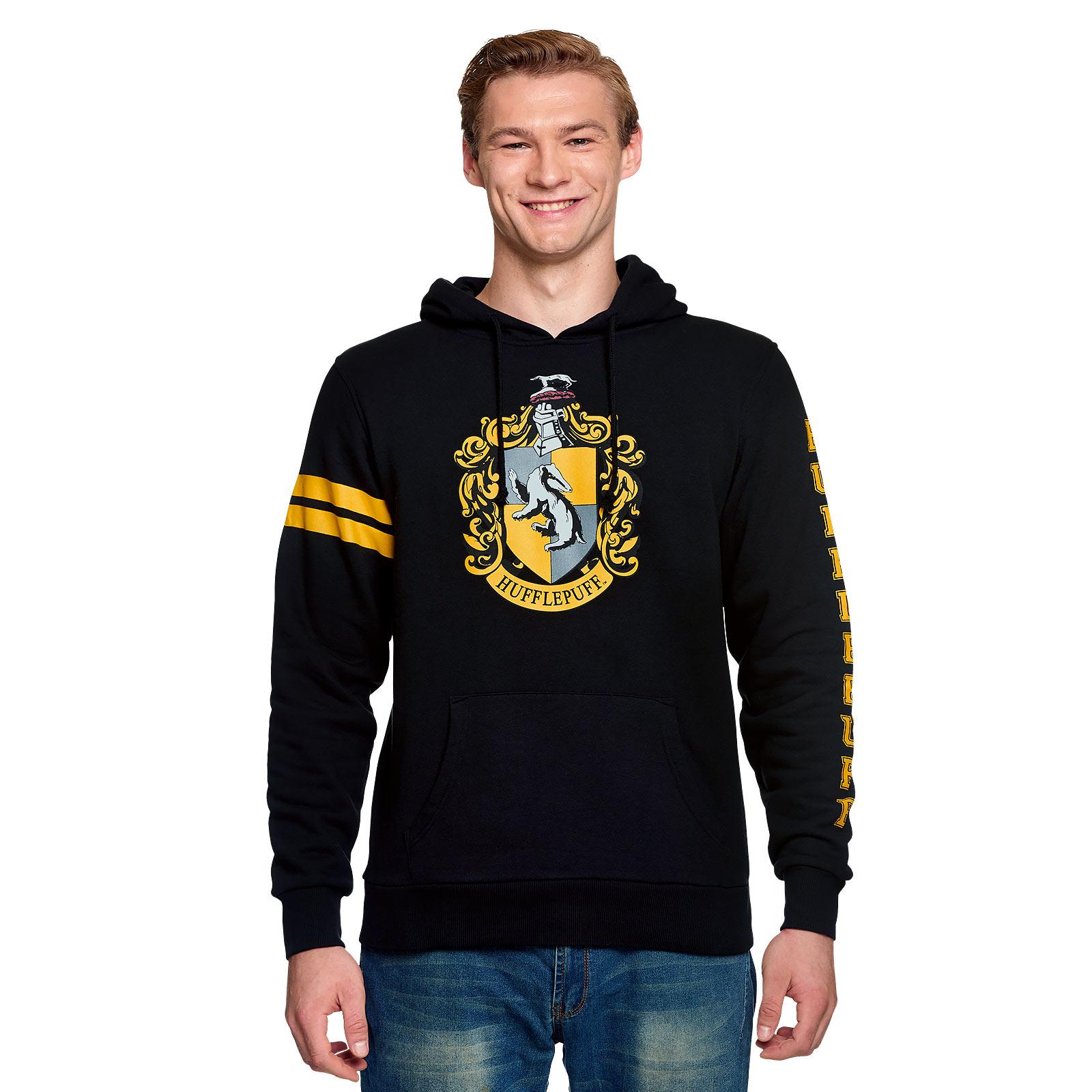 Harry Potter - Hufflepuff Wappen Hoodie