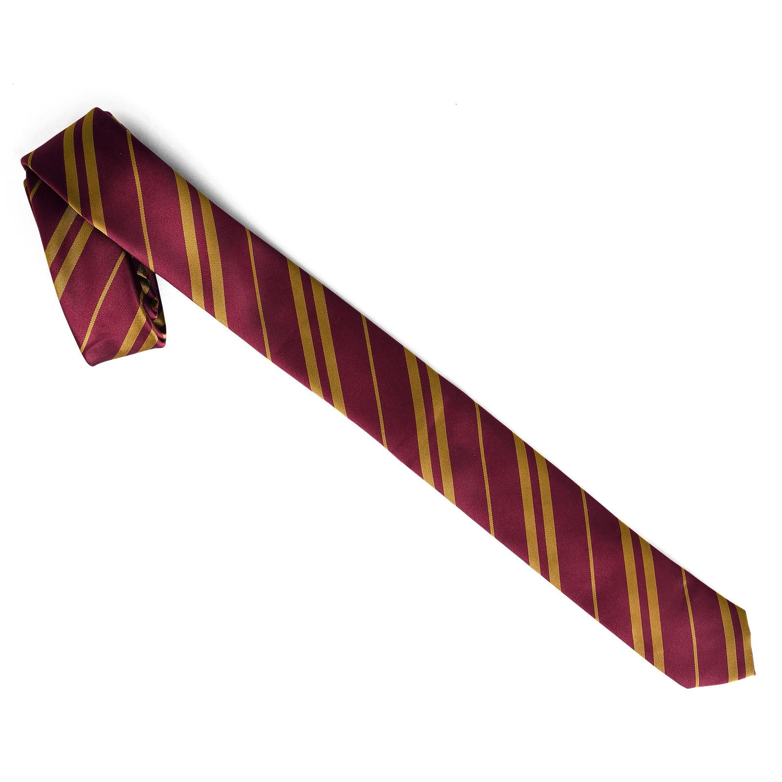 Harry Potter - Schmale Gryffindor Krawatte