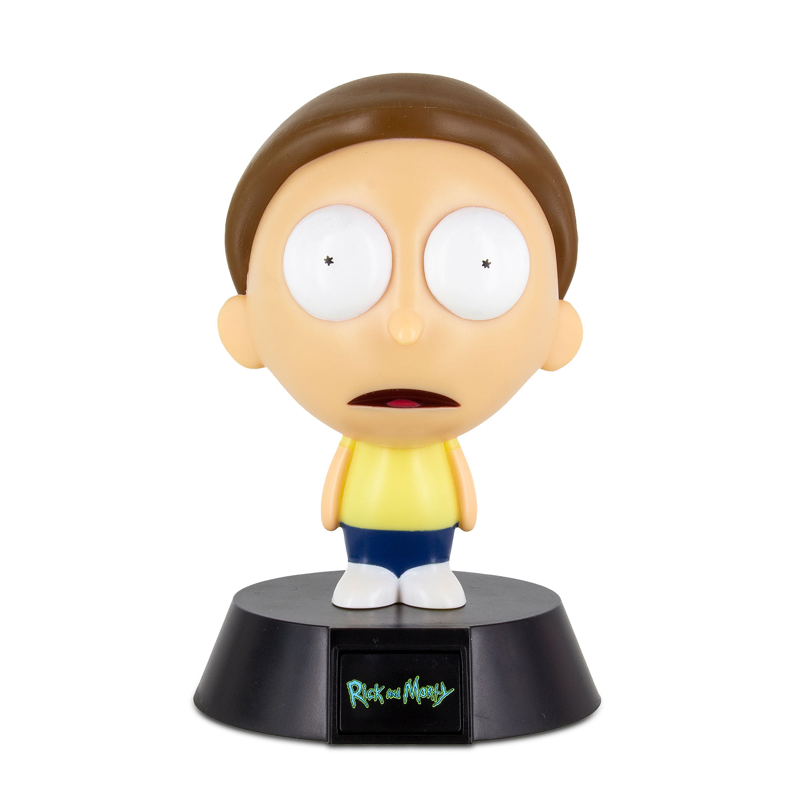 Rick and Morty - Morty Icons 3D Tischlampe
