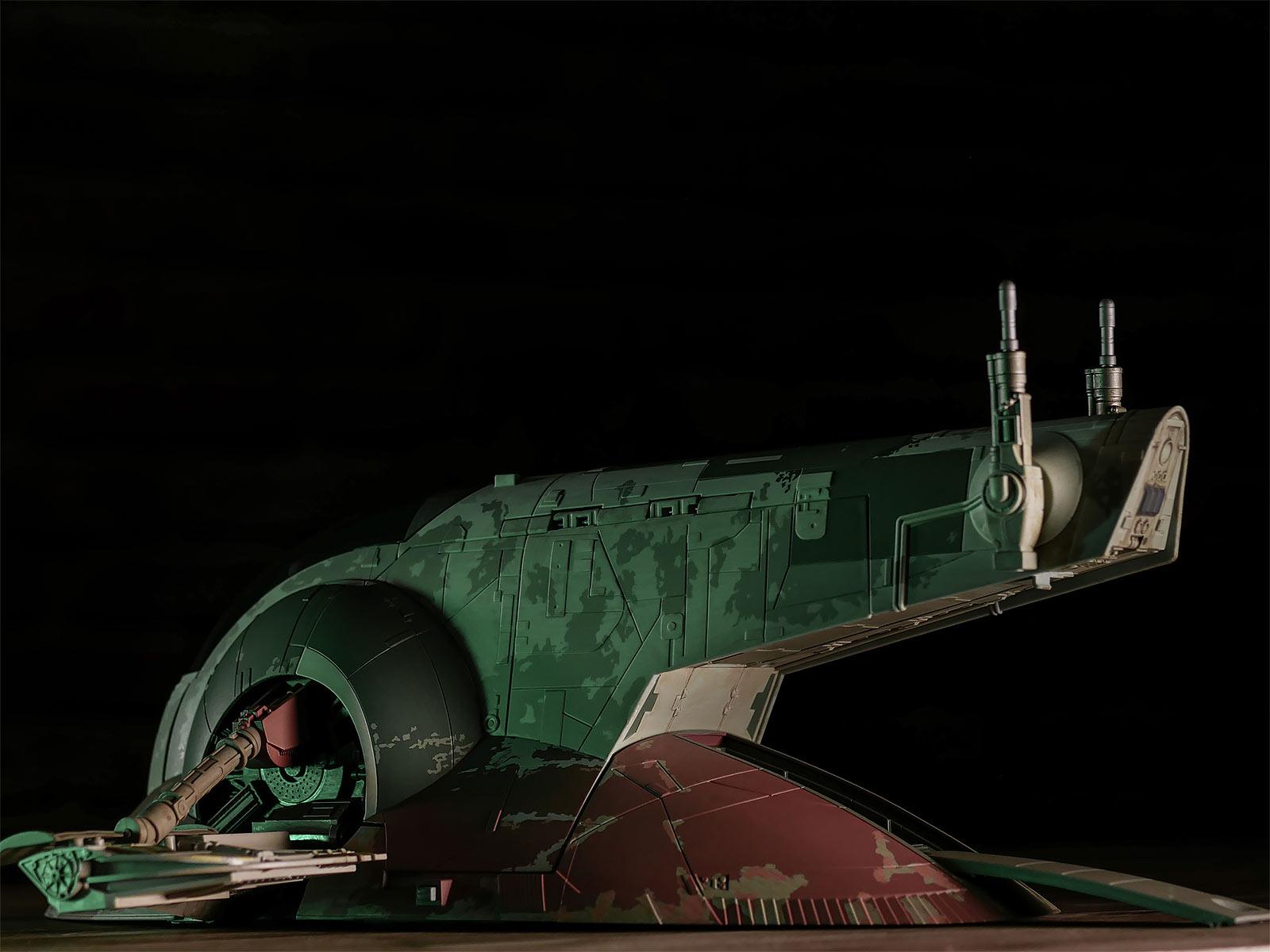 Star Wars - Boba Fett Slave I Raumschiff