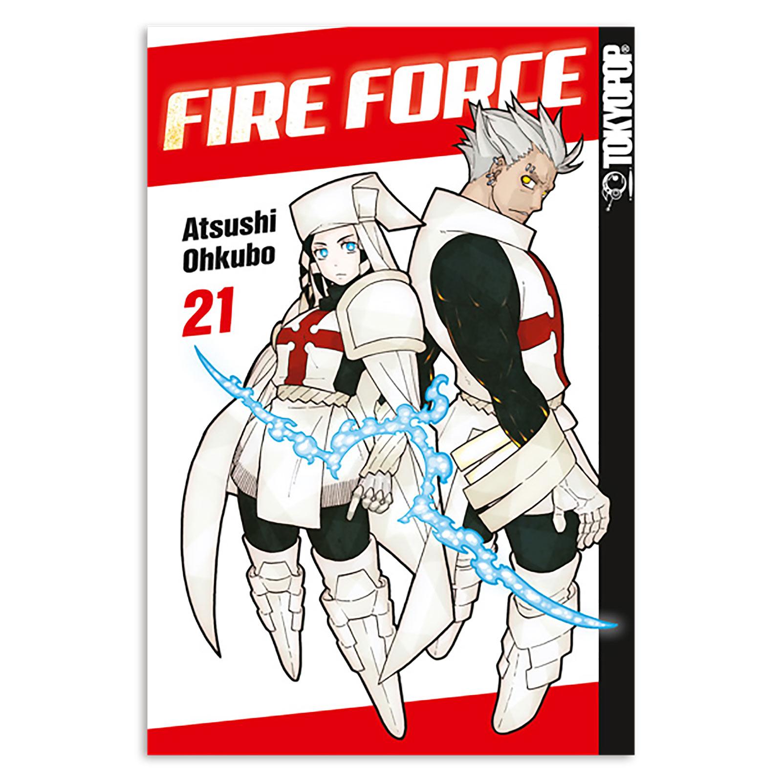 Fire Force - Band 21 Taschenbuch
