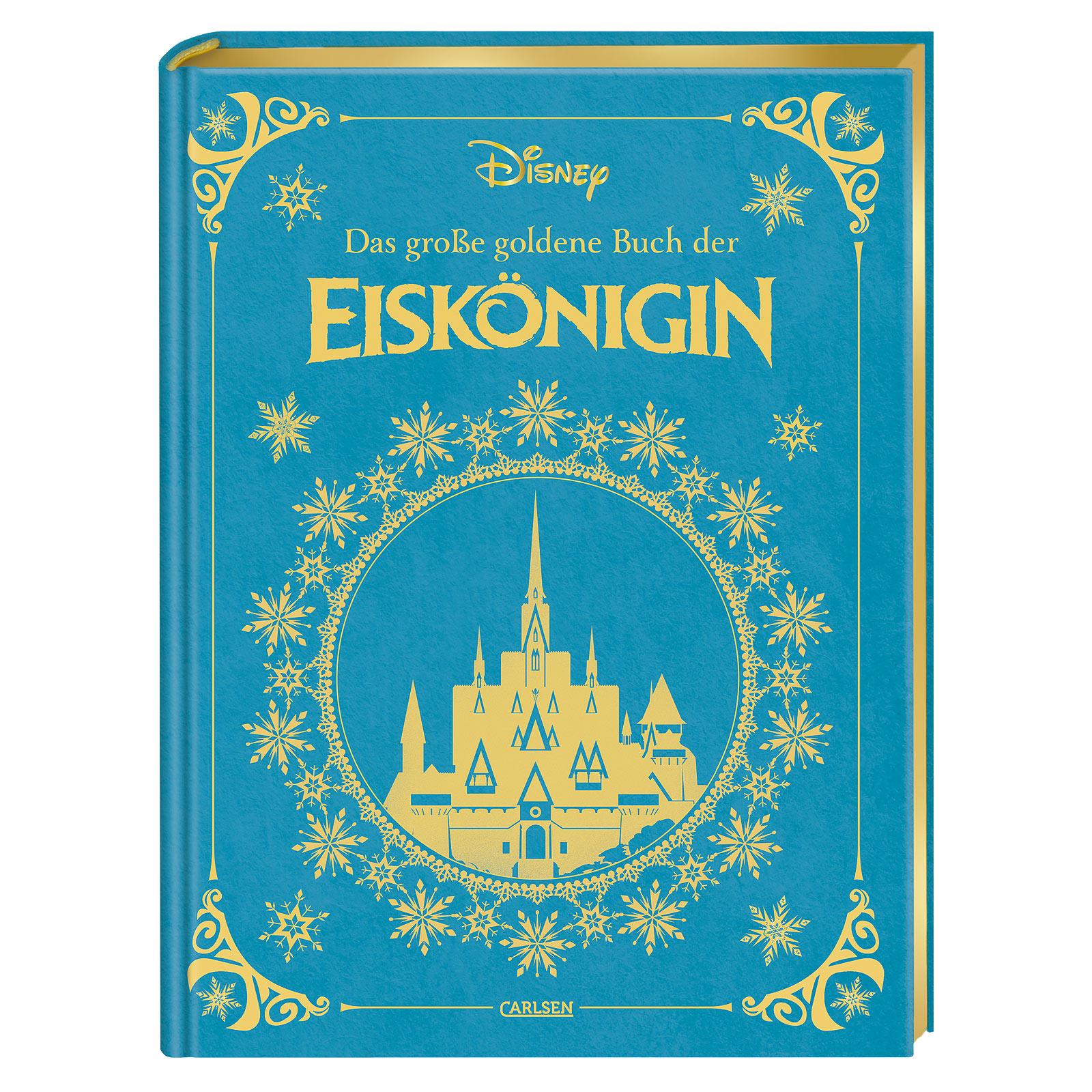 Disney - Das große goldene Buch der Eiskönigin
