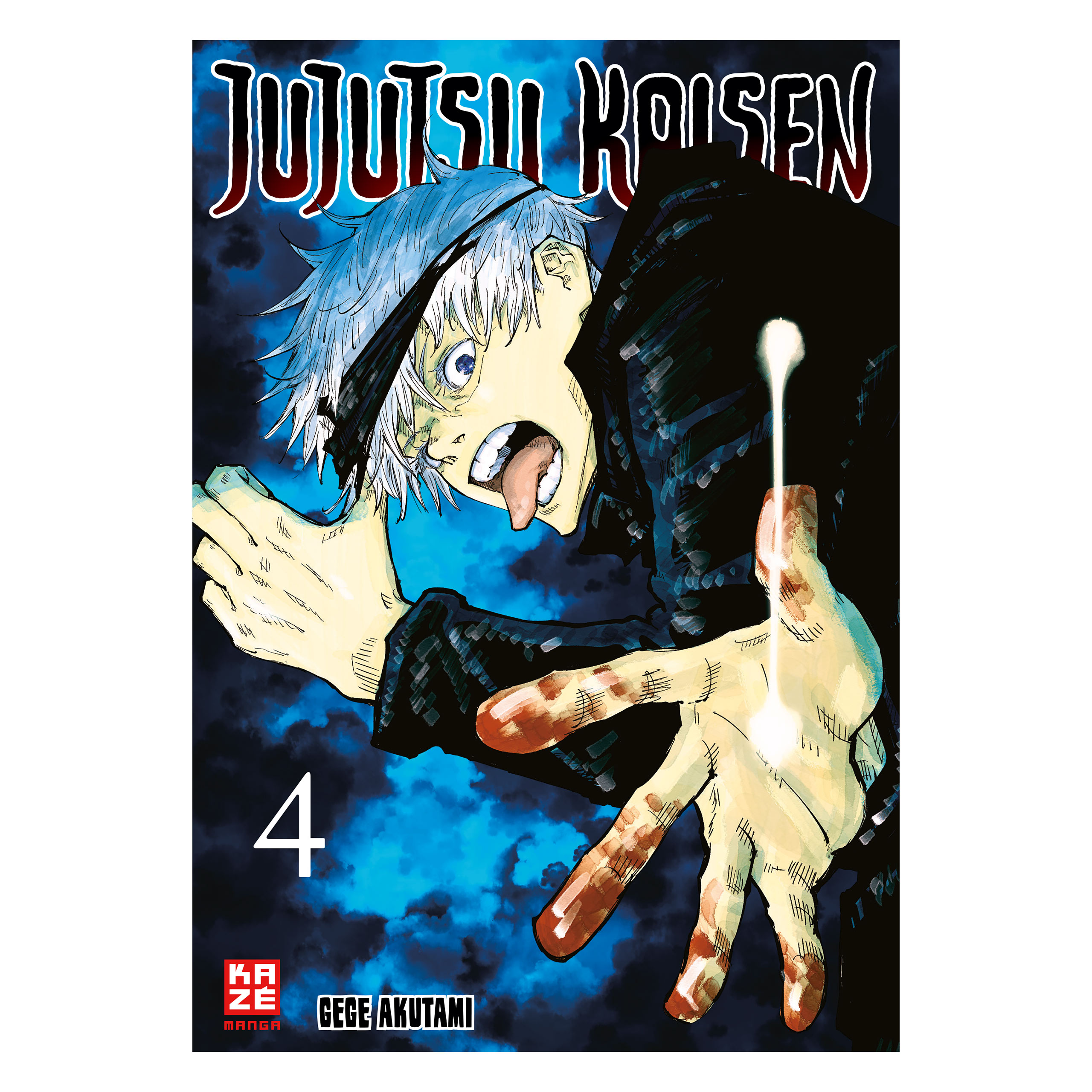 Jujutsu Kaisen - Band 4 Taschenbuch