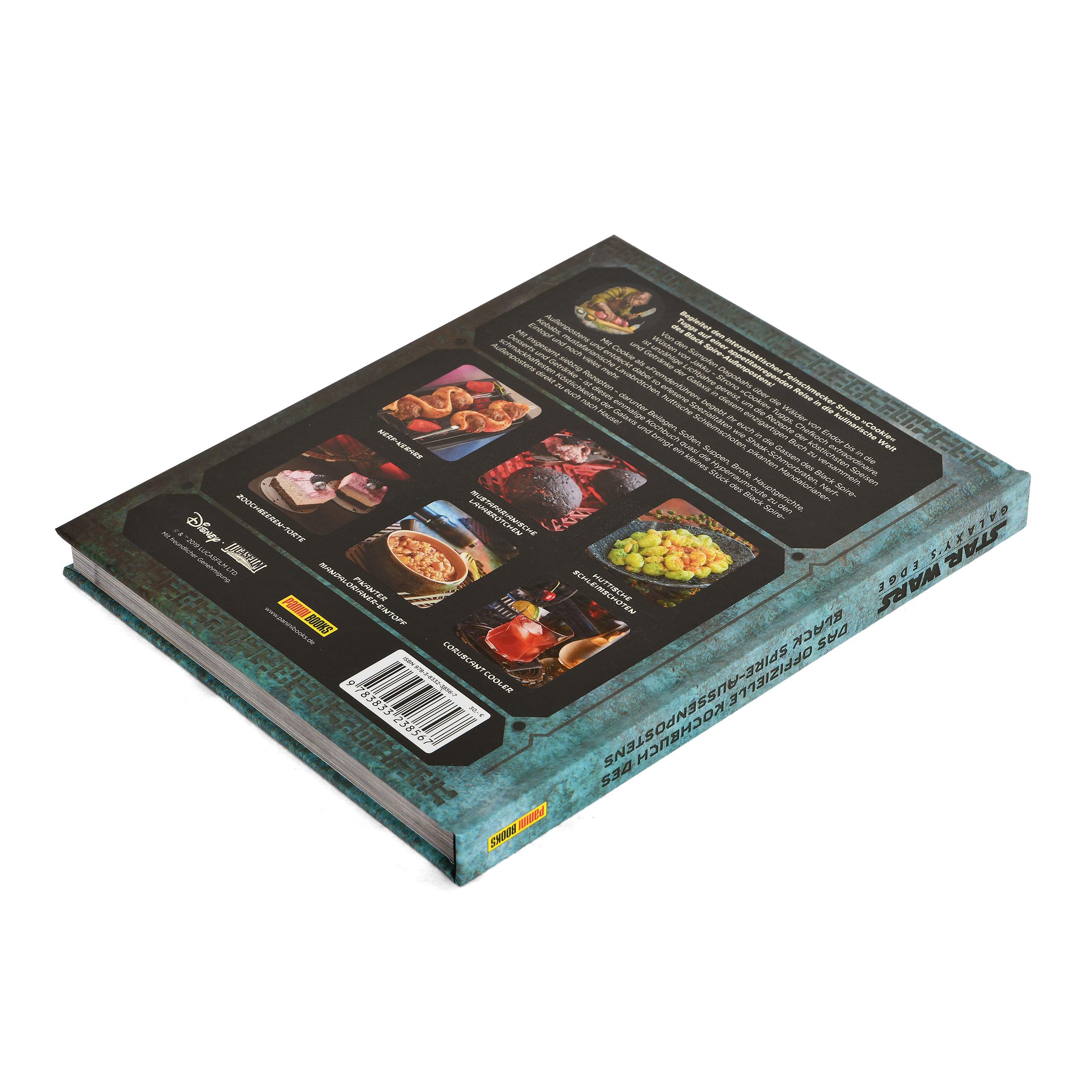 Star Wars - Galaxy's Edge Das offizielle Kochbuch des Black Spire-Außenpostens