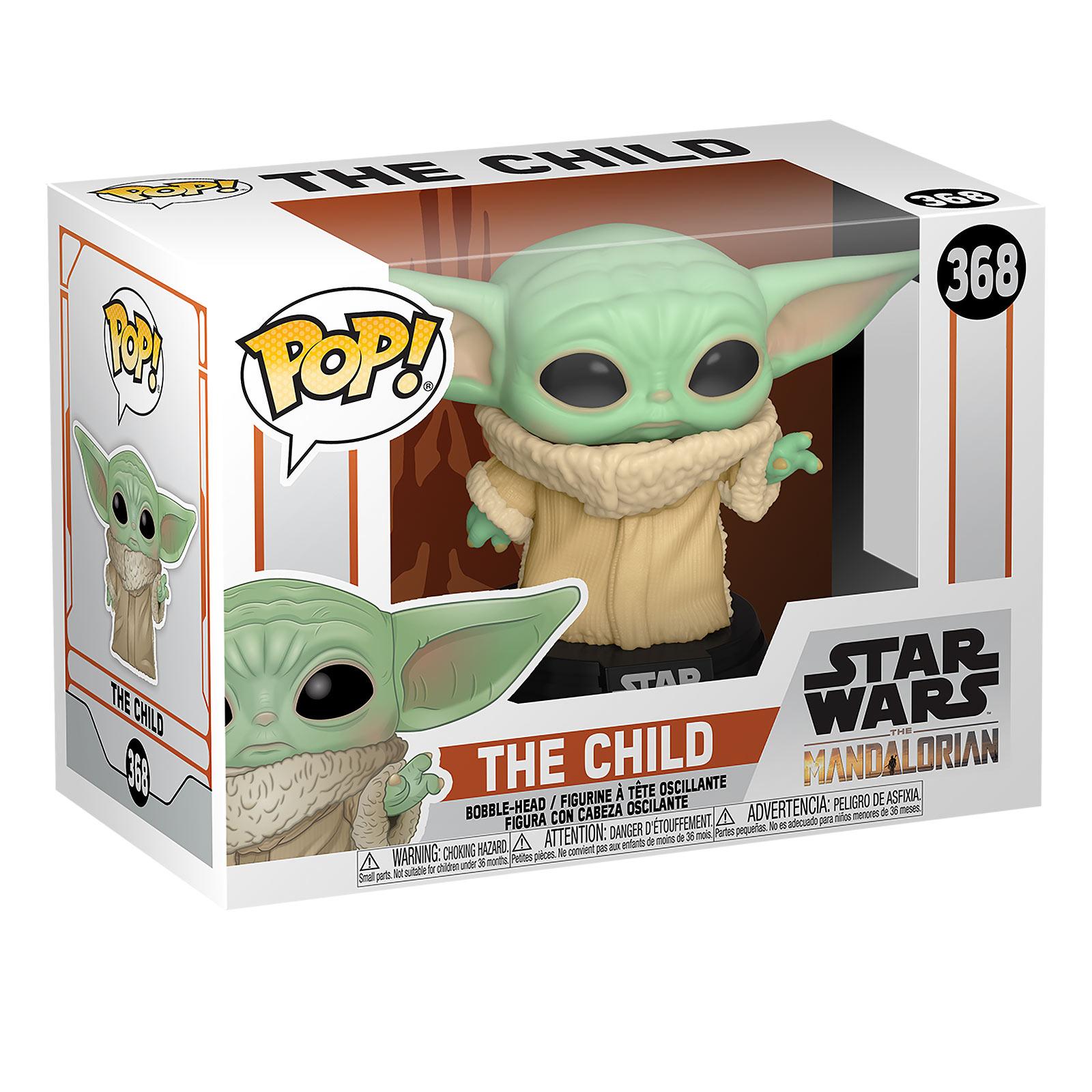 The Child Funko Pop Wackelkopf-Figur - Star Wars The Mandalorian