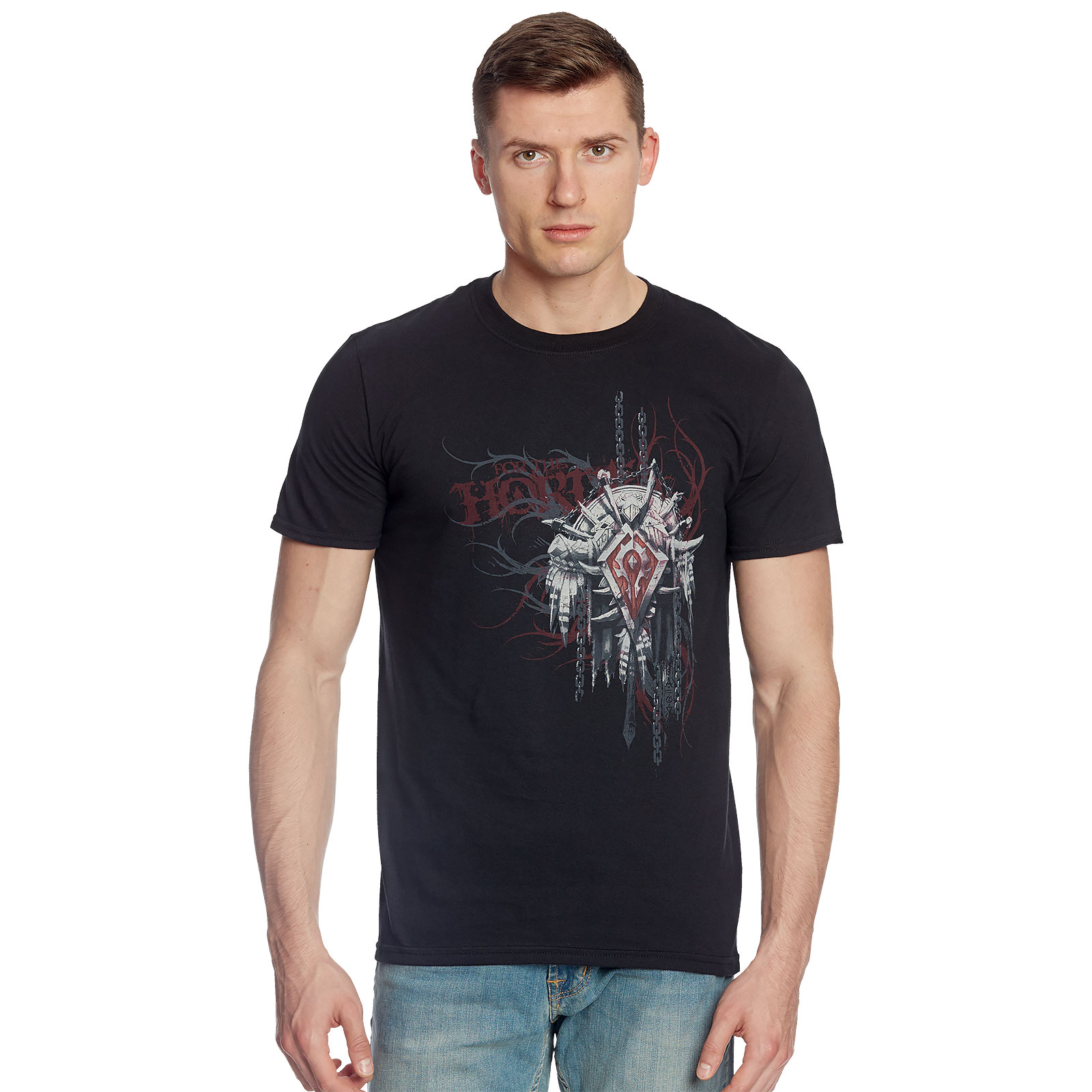 World of Warcraft Horde Crest Version 2 T-Shirt