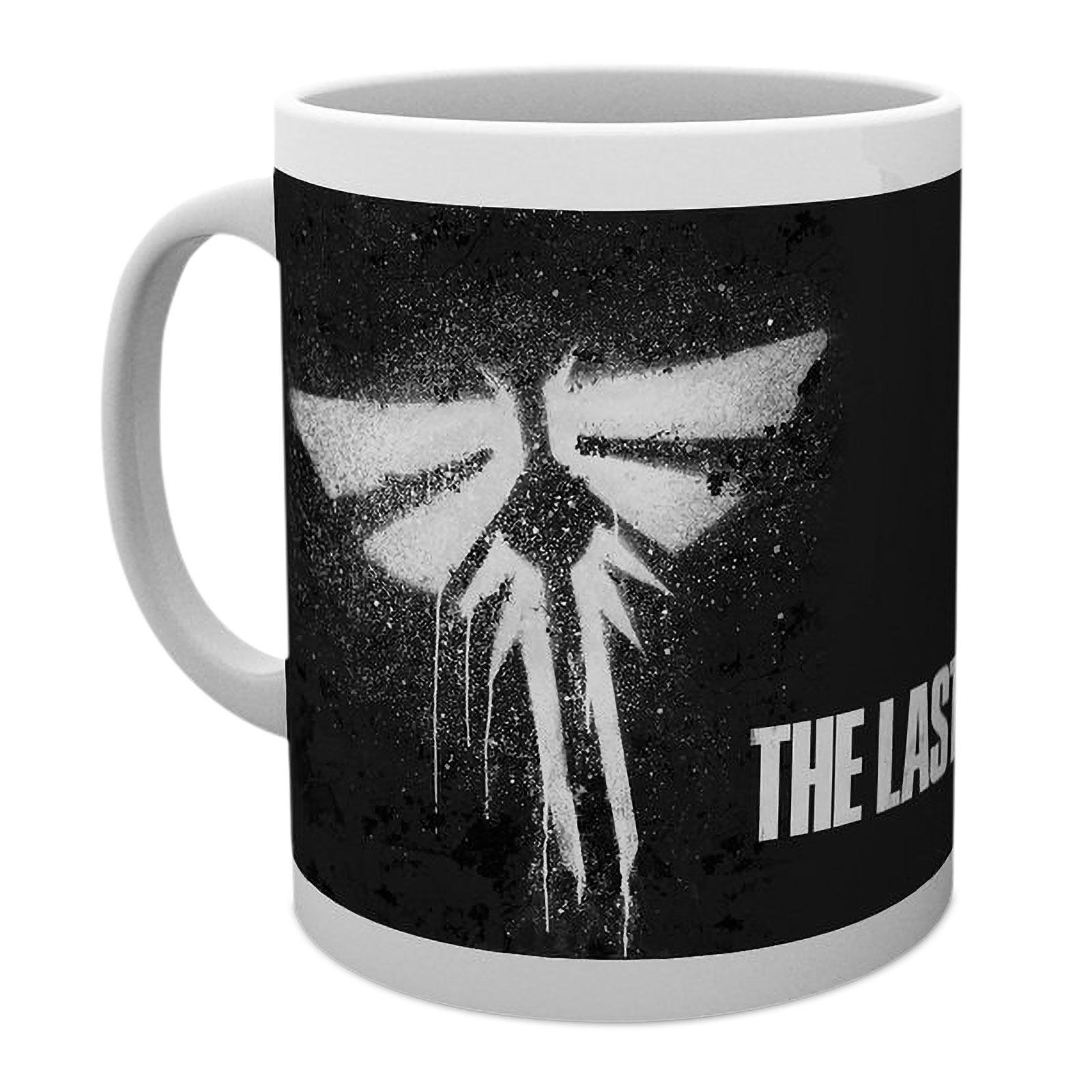 The Last of Us - Fireflies Logo Tasse