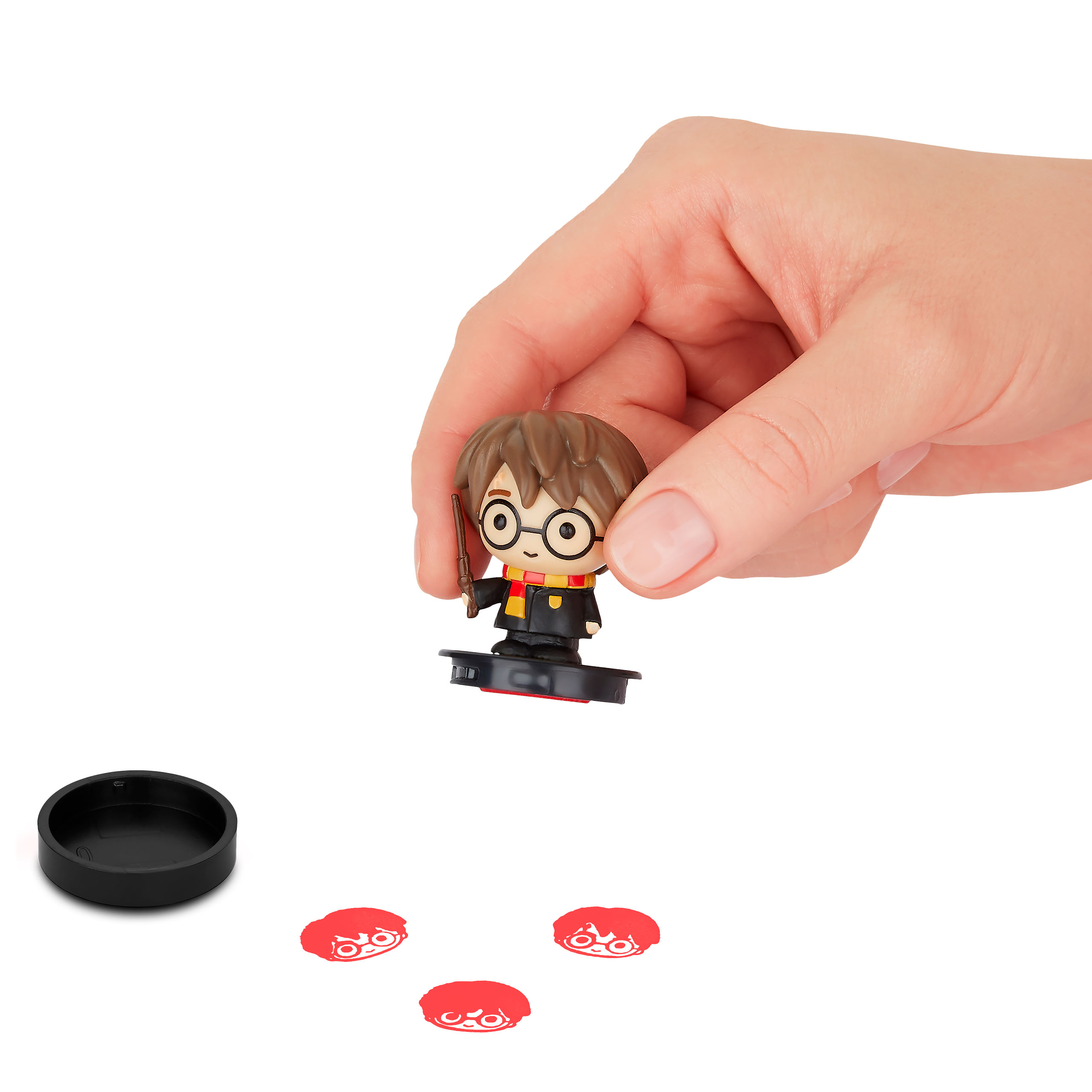 Harry Potter - Mystery Minis Figur mit Stempel