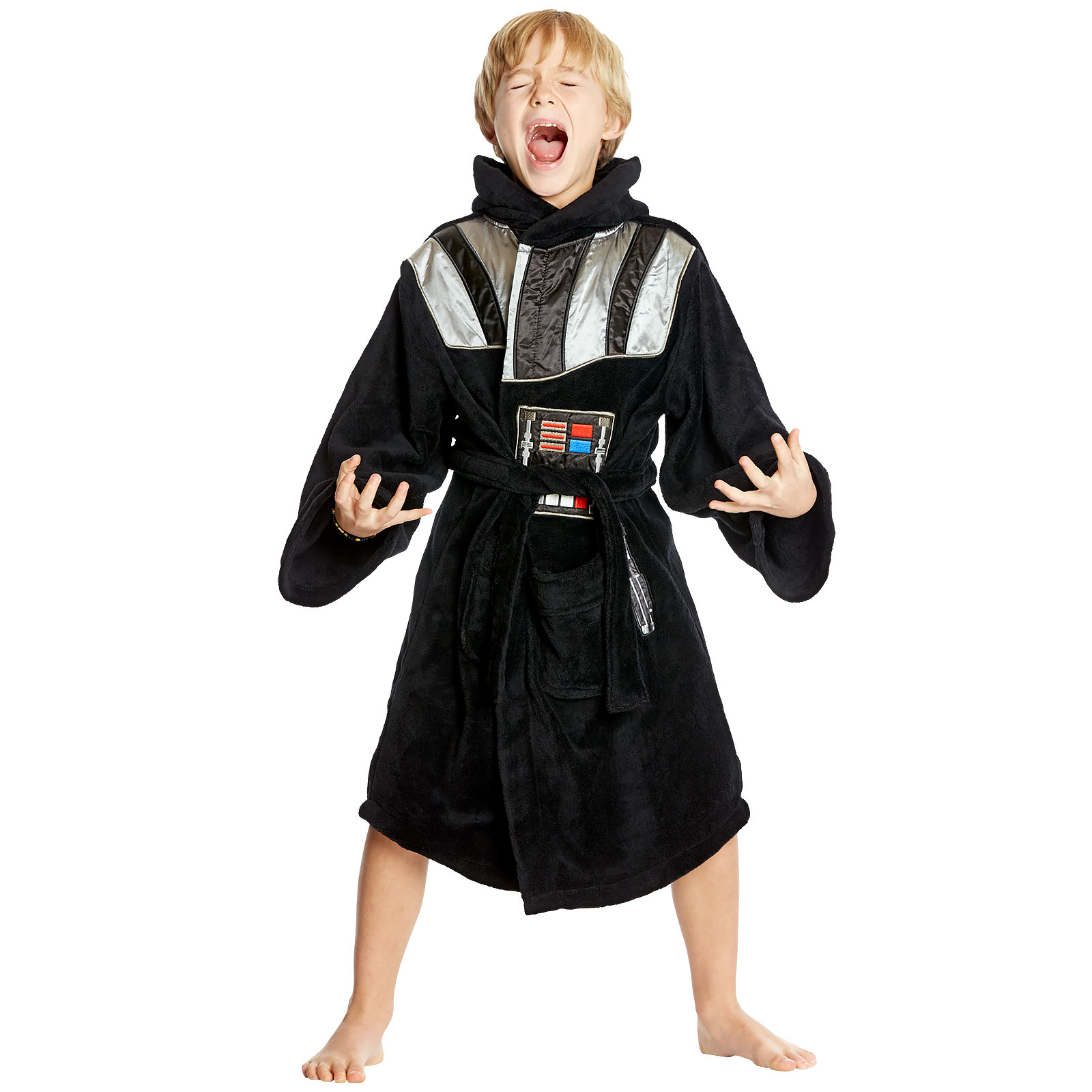 Star Wars - Darth Vader Kinder Bademantel