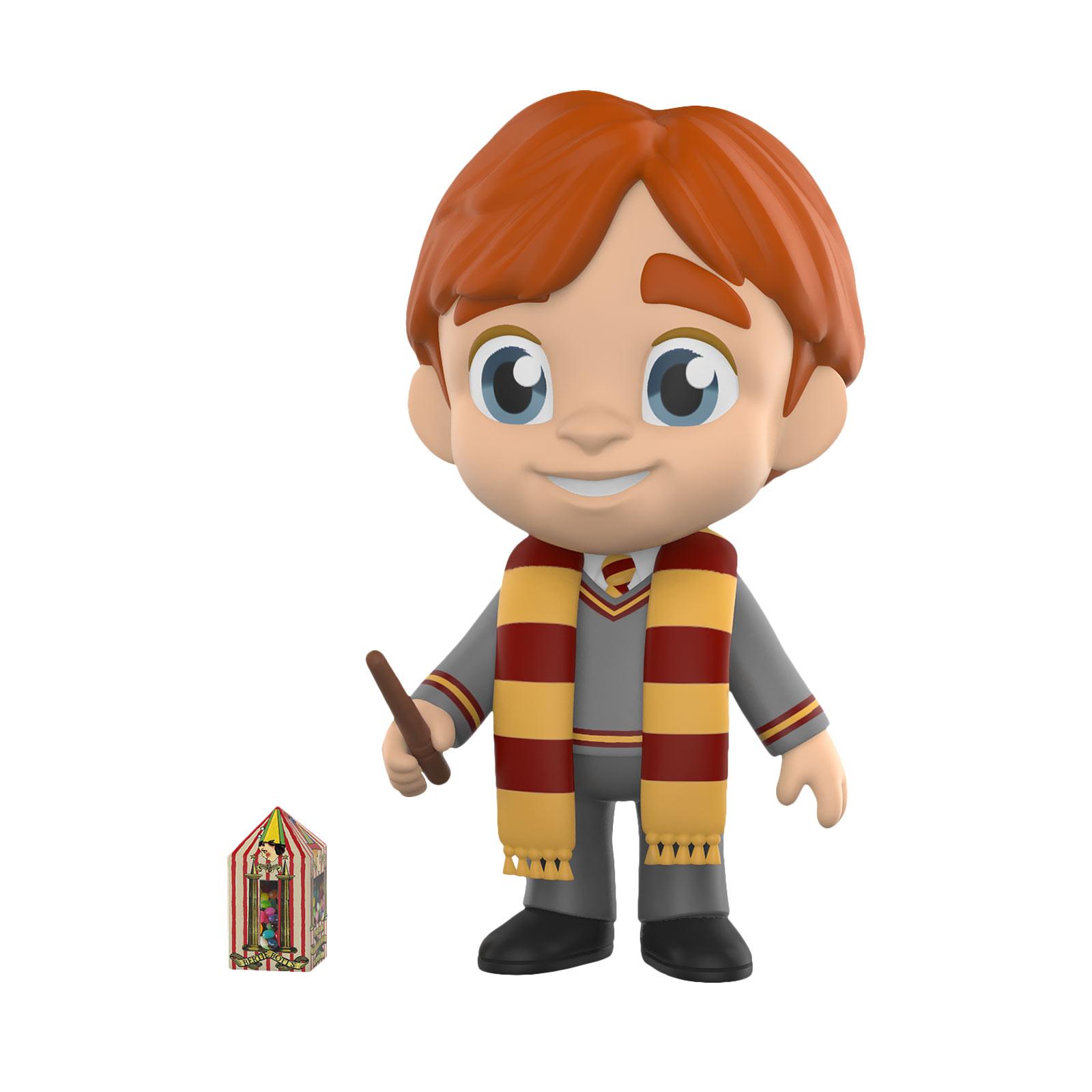 Harry Potter - Ron Weasley Gryffindor Funko Five Star Figur