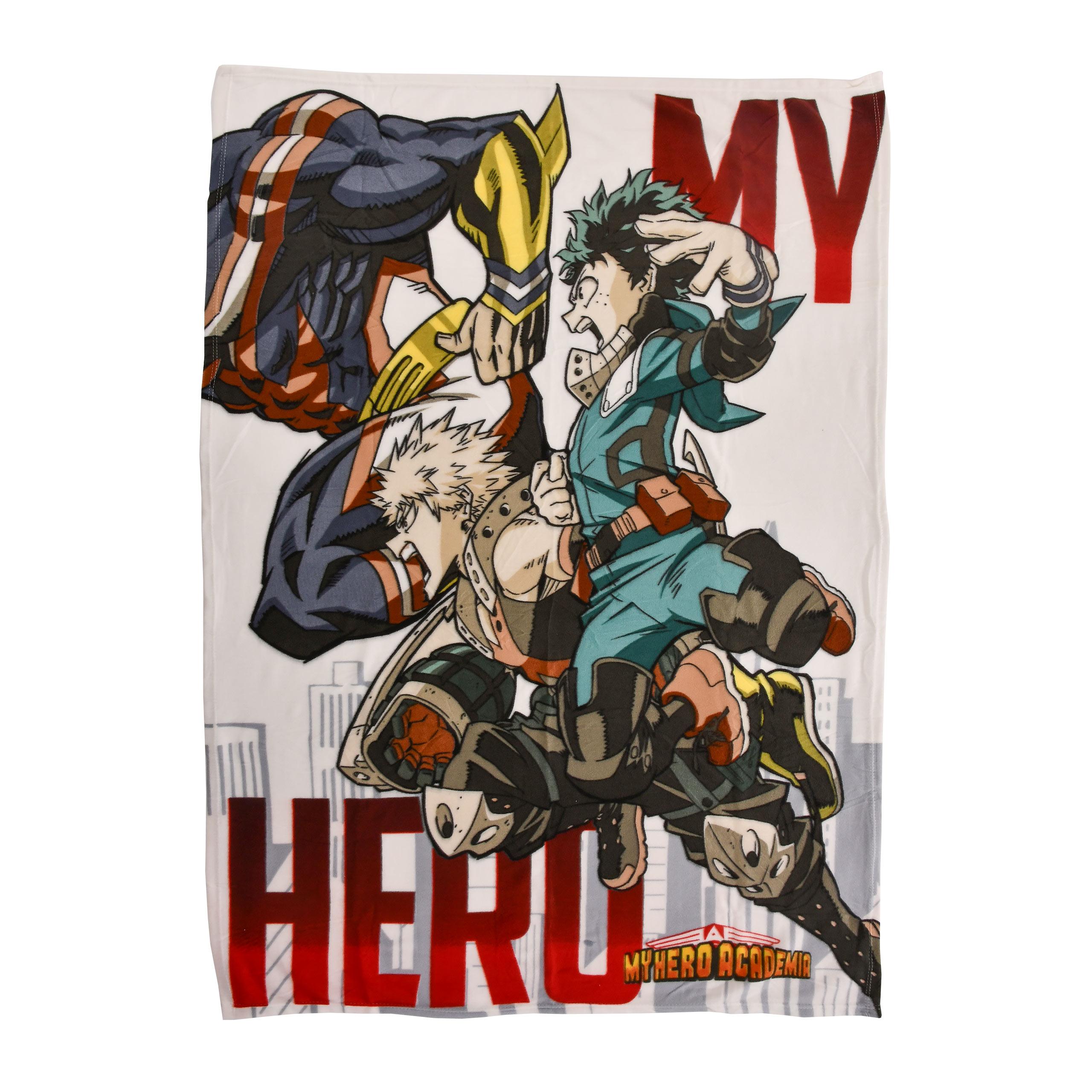 My Hero Academia - Decke