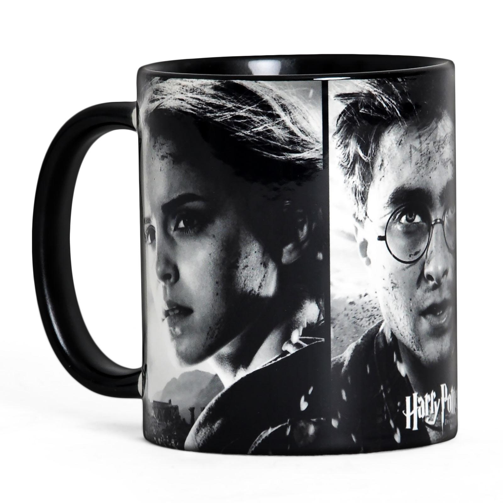 Harry Potter - Drei Helden Tasse