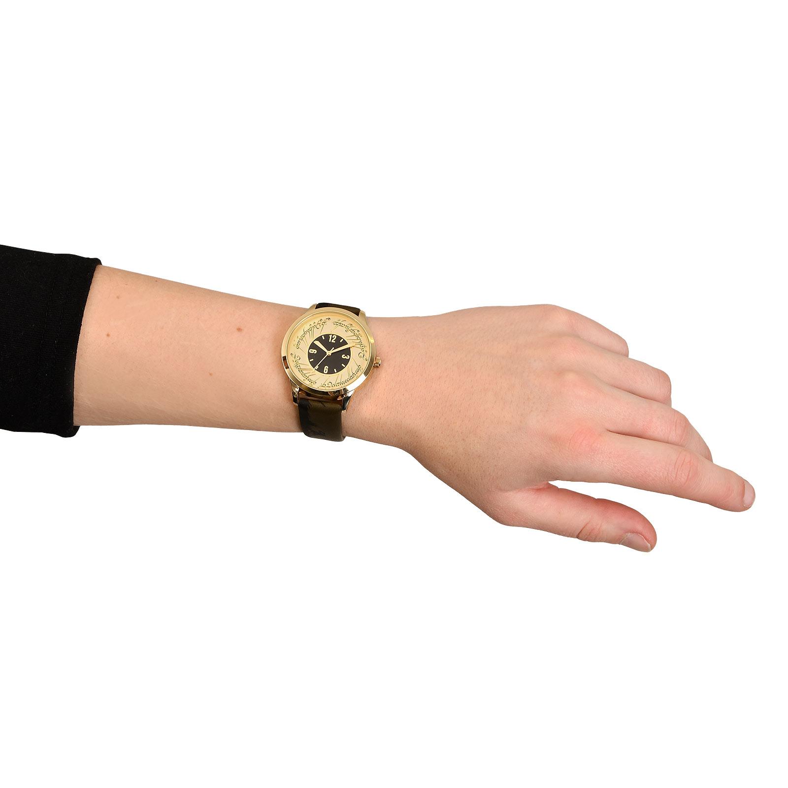 Herr der Ringe - Der Eine Ring Armbanduhr