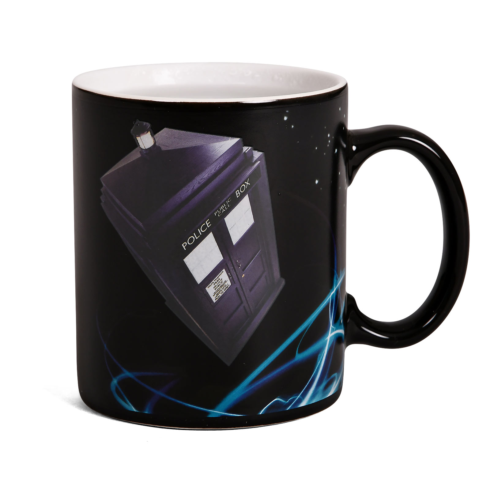 Doctor Who - Tardis Thermoeffekt Tasse