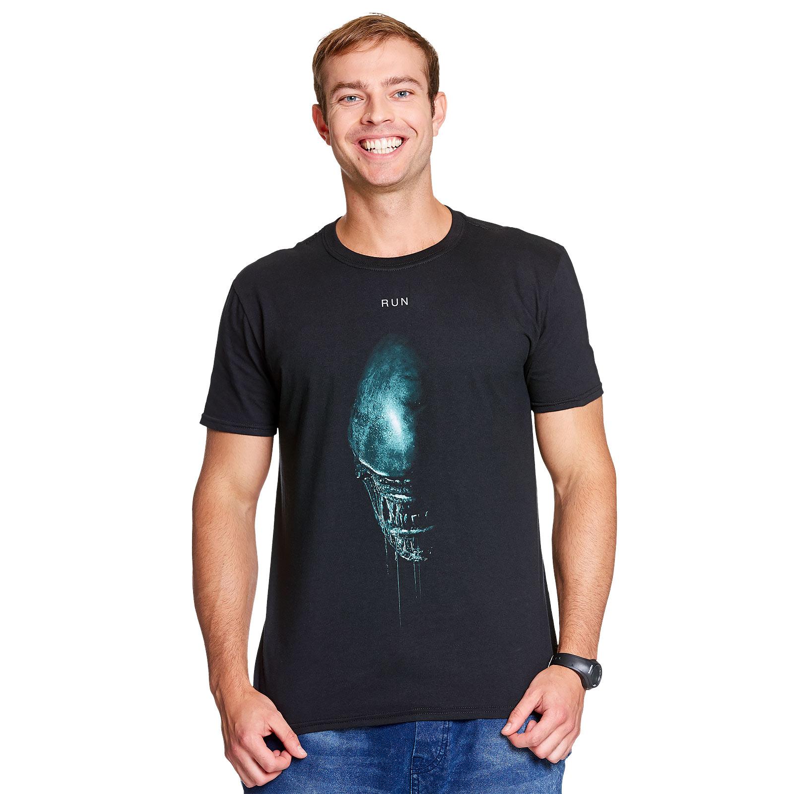 Alien - Covenant Movie T-Shirt schwarz
