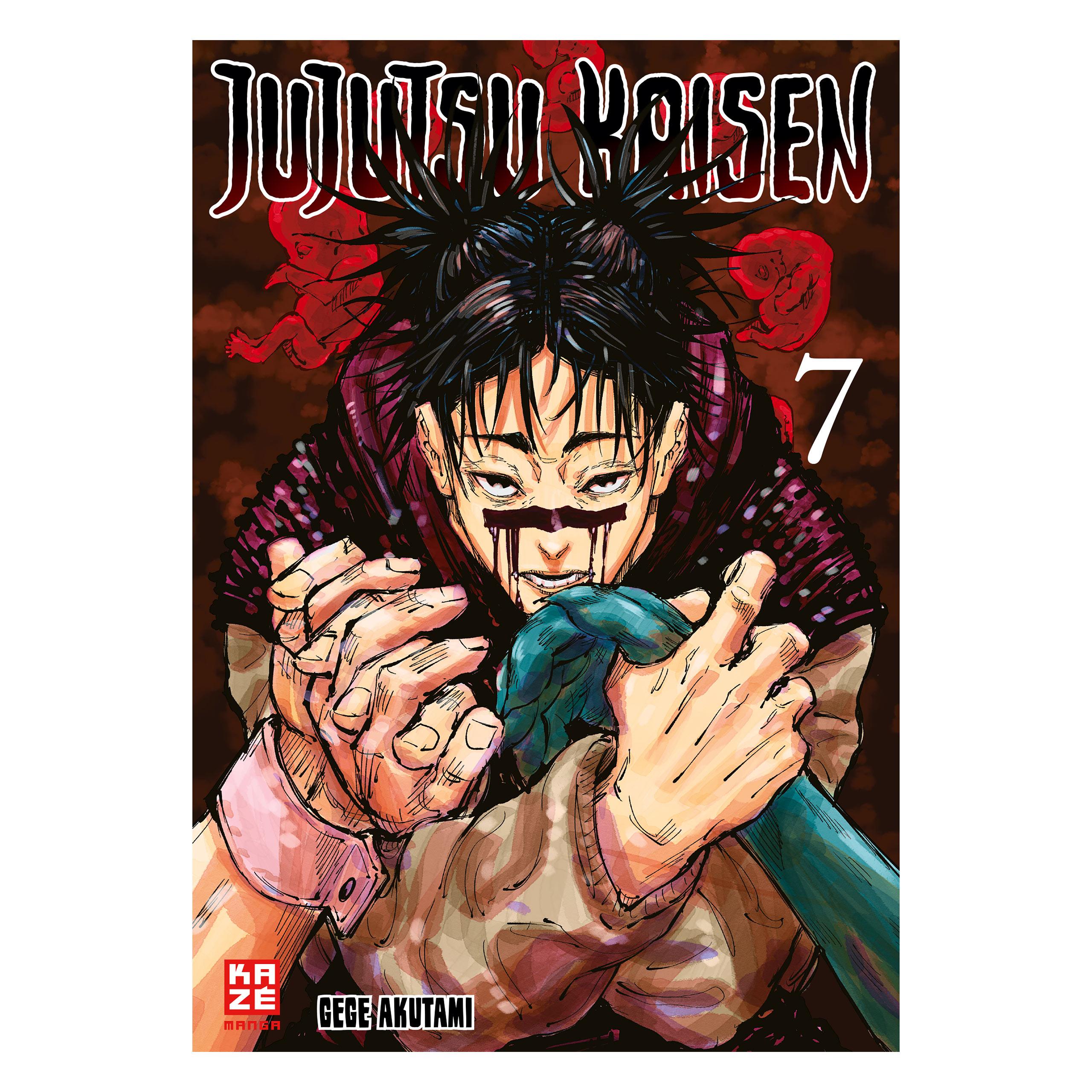 Jujutsu Kaisen - Band 7 Taschenbuch