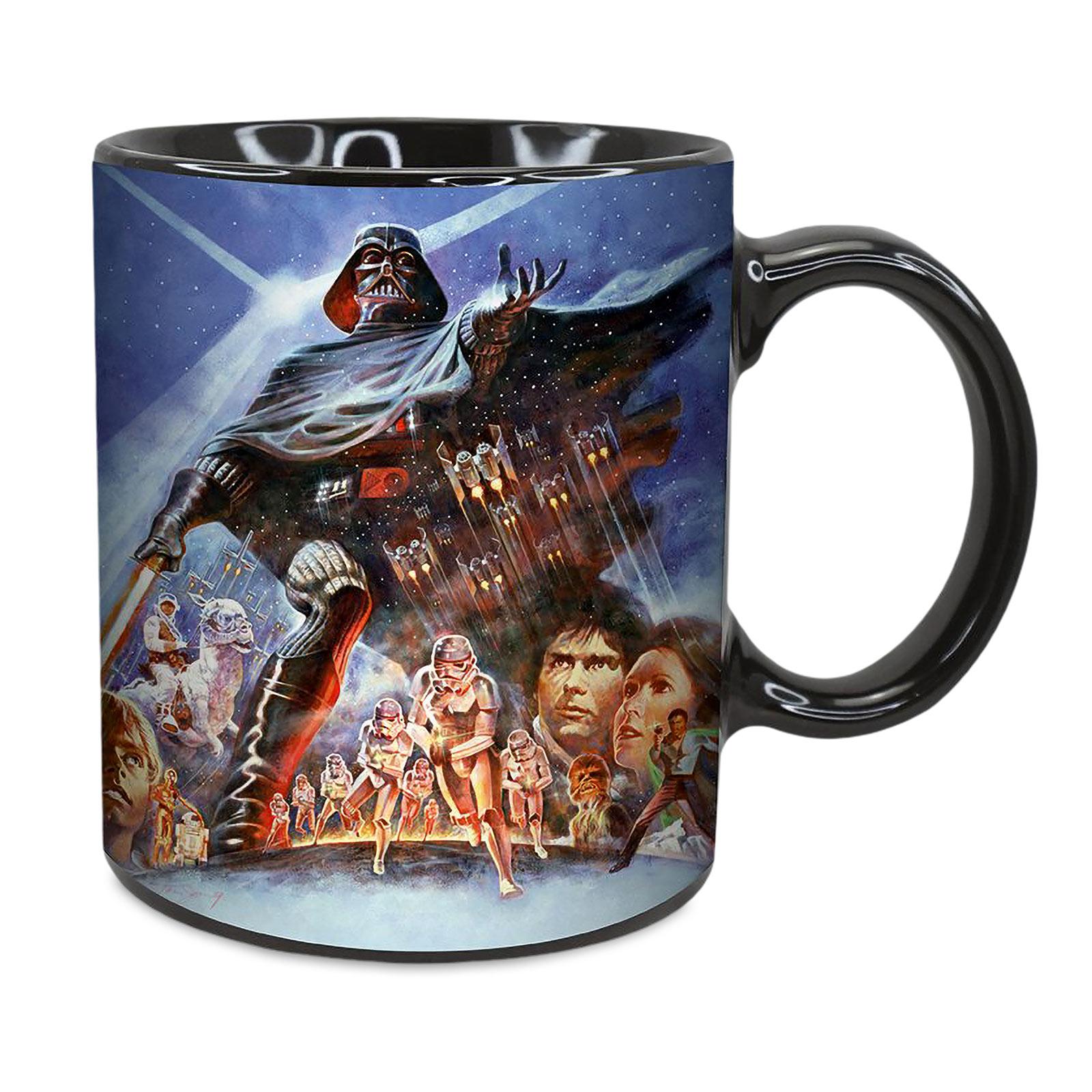 Star Wars - The Empire Strikes Back Tasse
