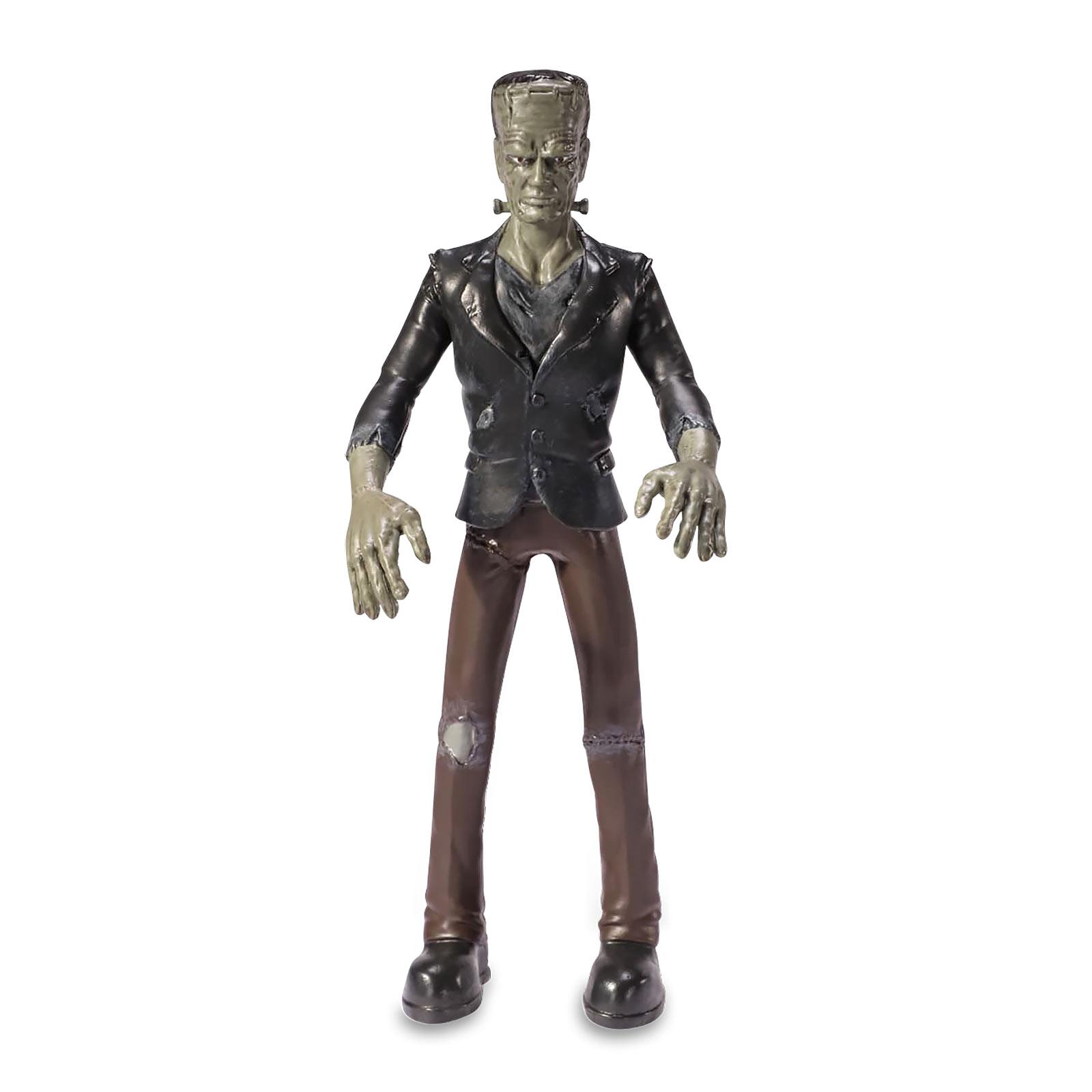 Universal Monsters - Frankensteins Monster Bendyfigs Mini Figur 14 cm