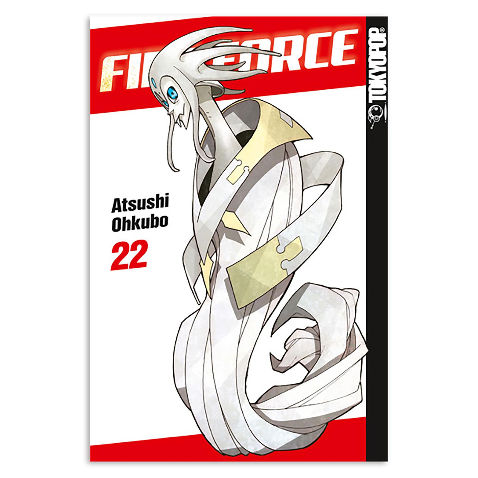 Fire Force - Band 22 Taschenbuch