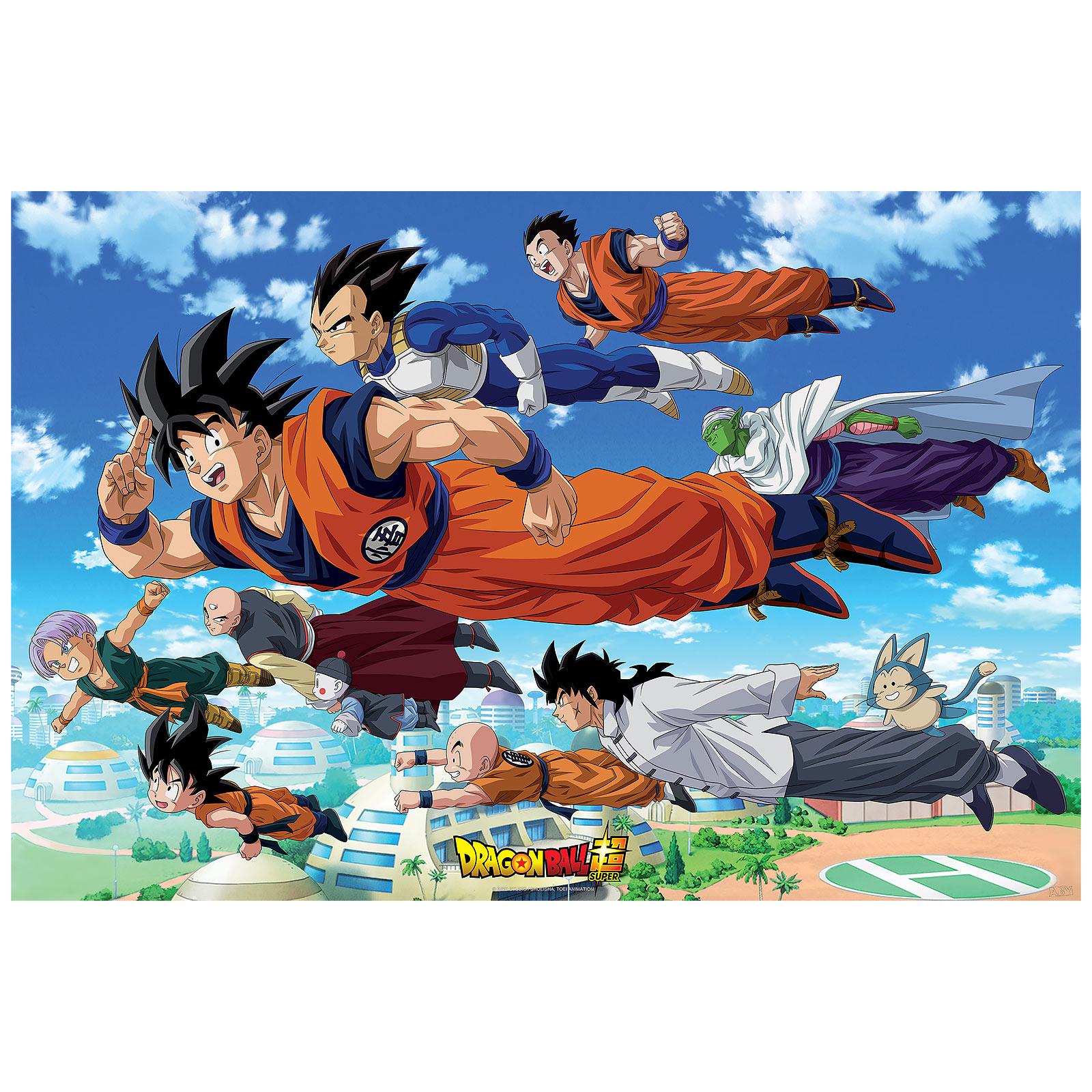Dragon Ball Super - Goku and Friends Maxi Poster