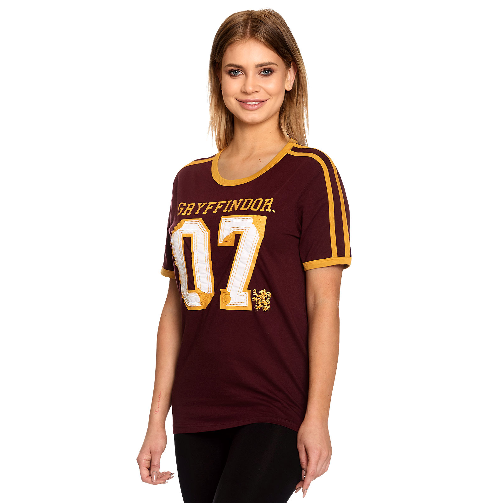 Harry Potter Gryffindor Sucher T-Shirt rot