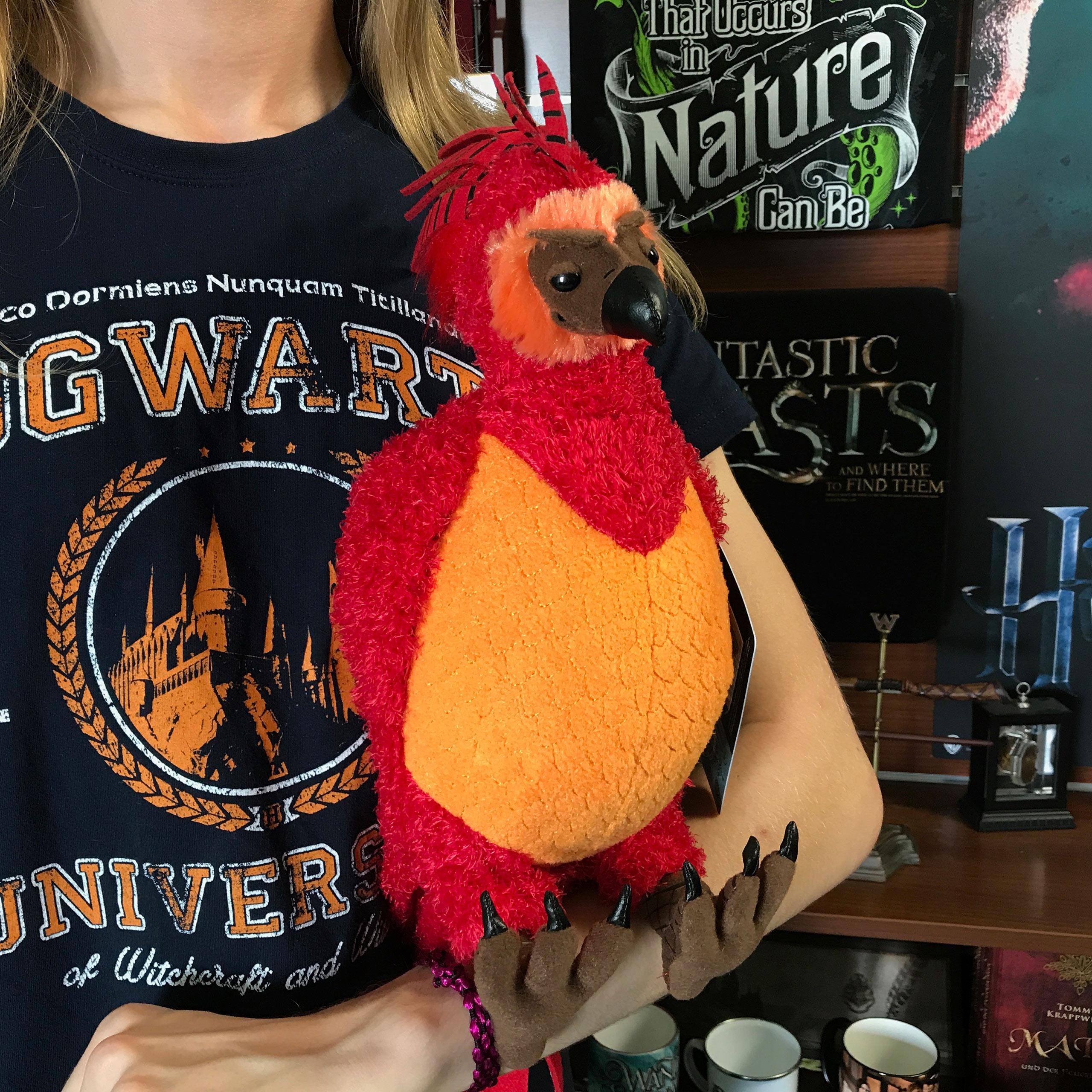 Harry Potter - Fawkes Plüsch Figur 30 cm