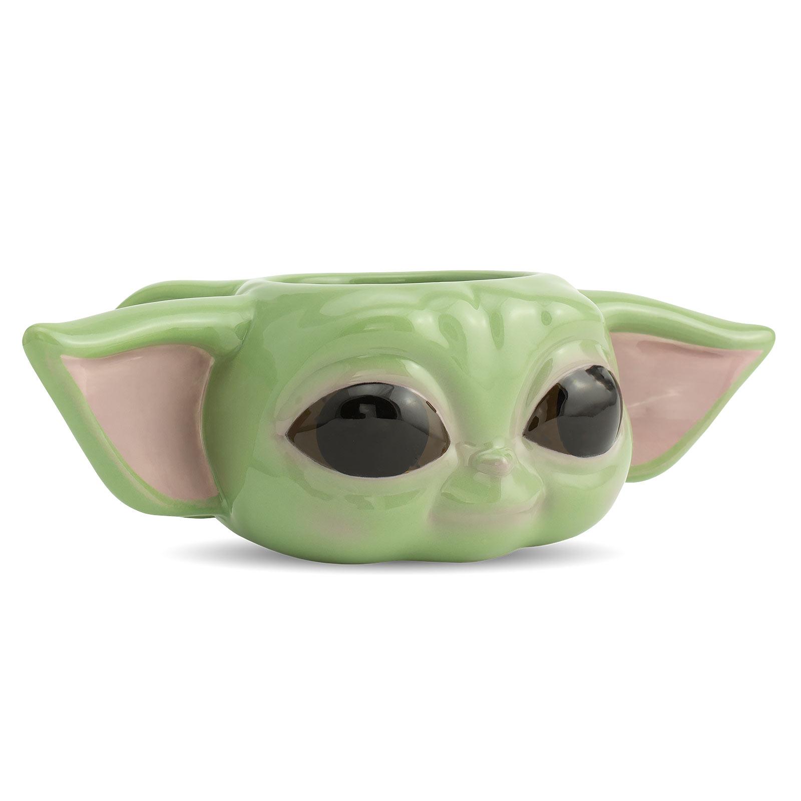 The Child 3D Tasse - Star Wars The Mandalorian