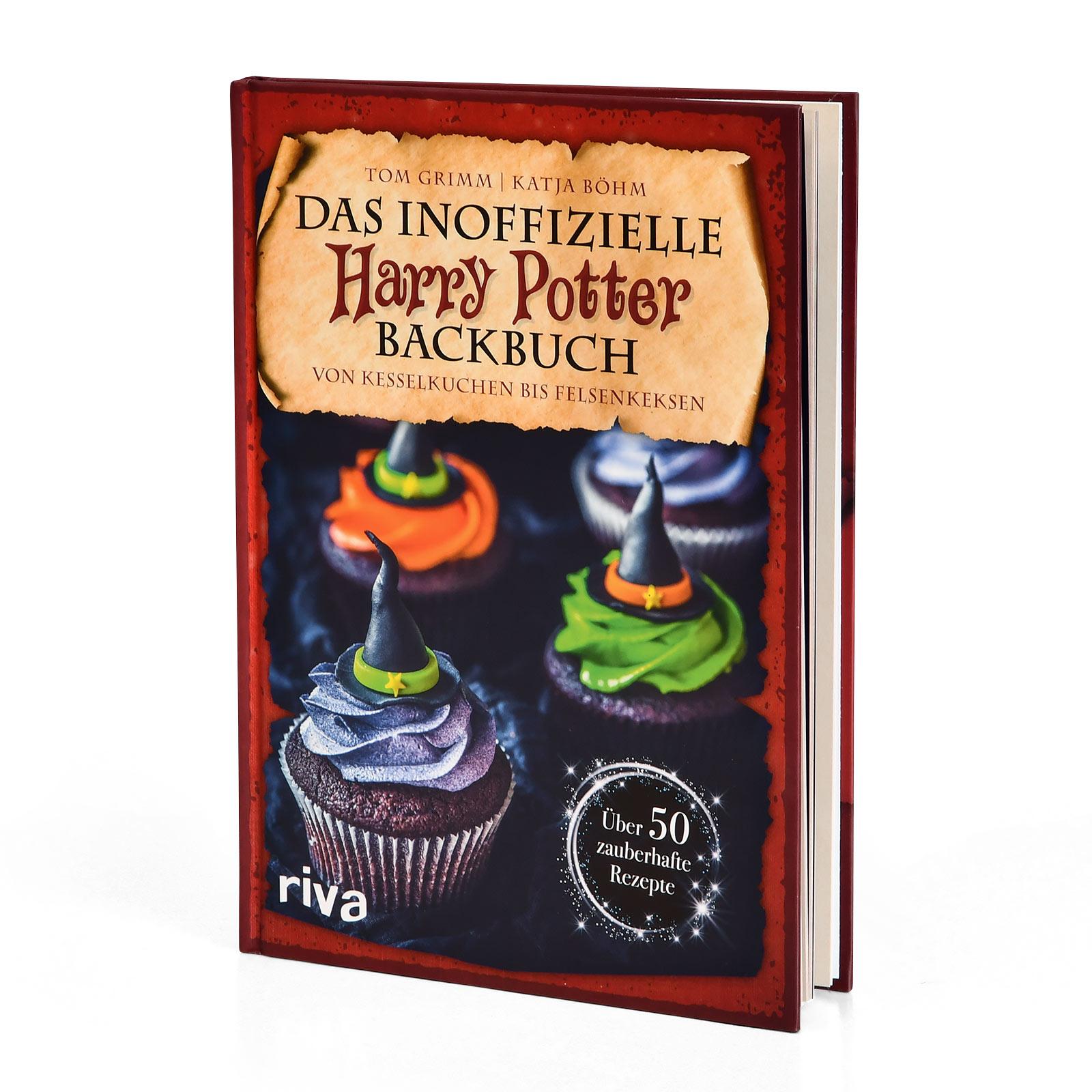 Harry Potter - Das inoffizielle Backbuch