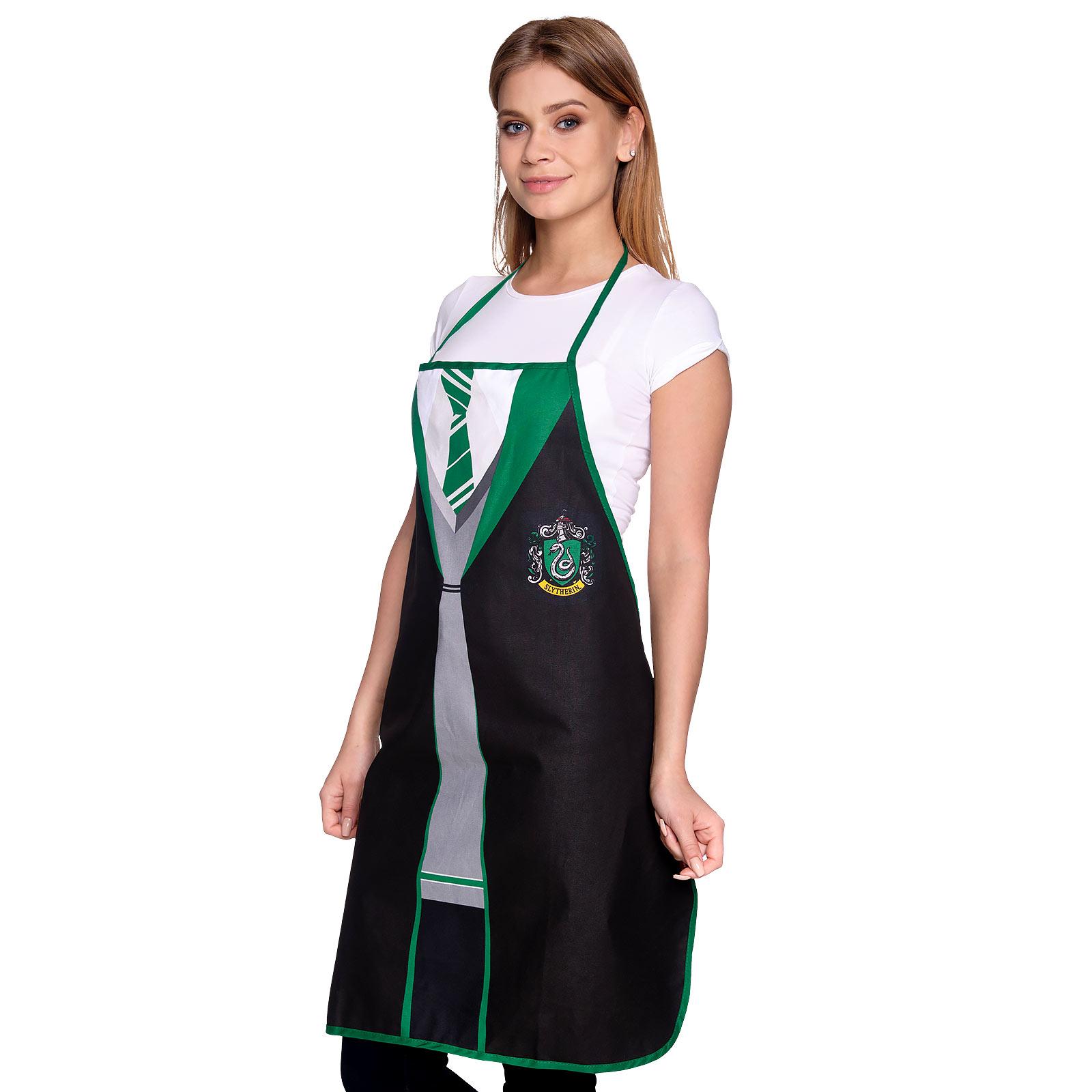 Harry Potter - Slytherin Uniform Schürze