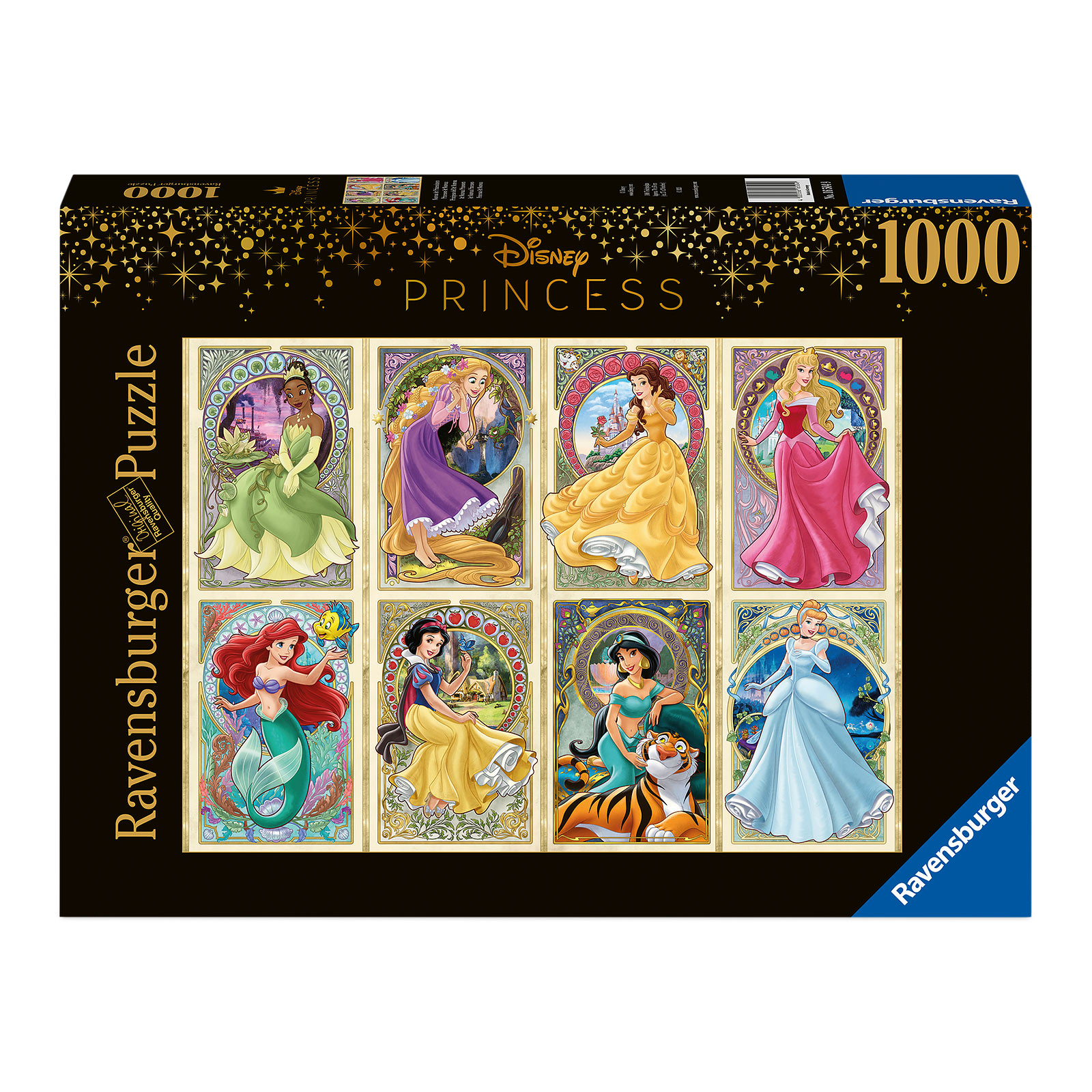 Disney - Princess Puzzle 1000 Teile