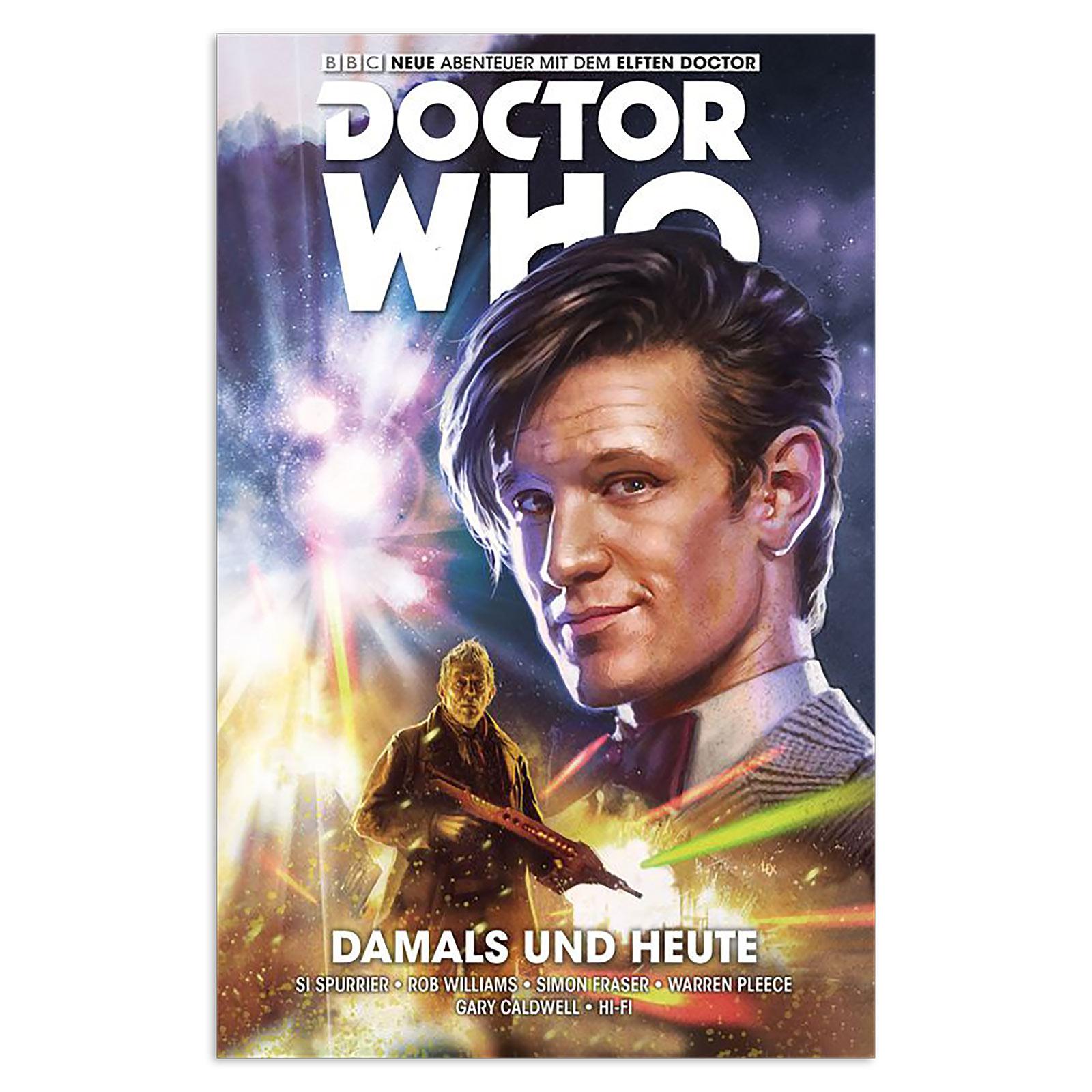 Doctor Who - Damals und Heute