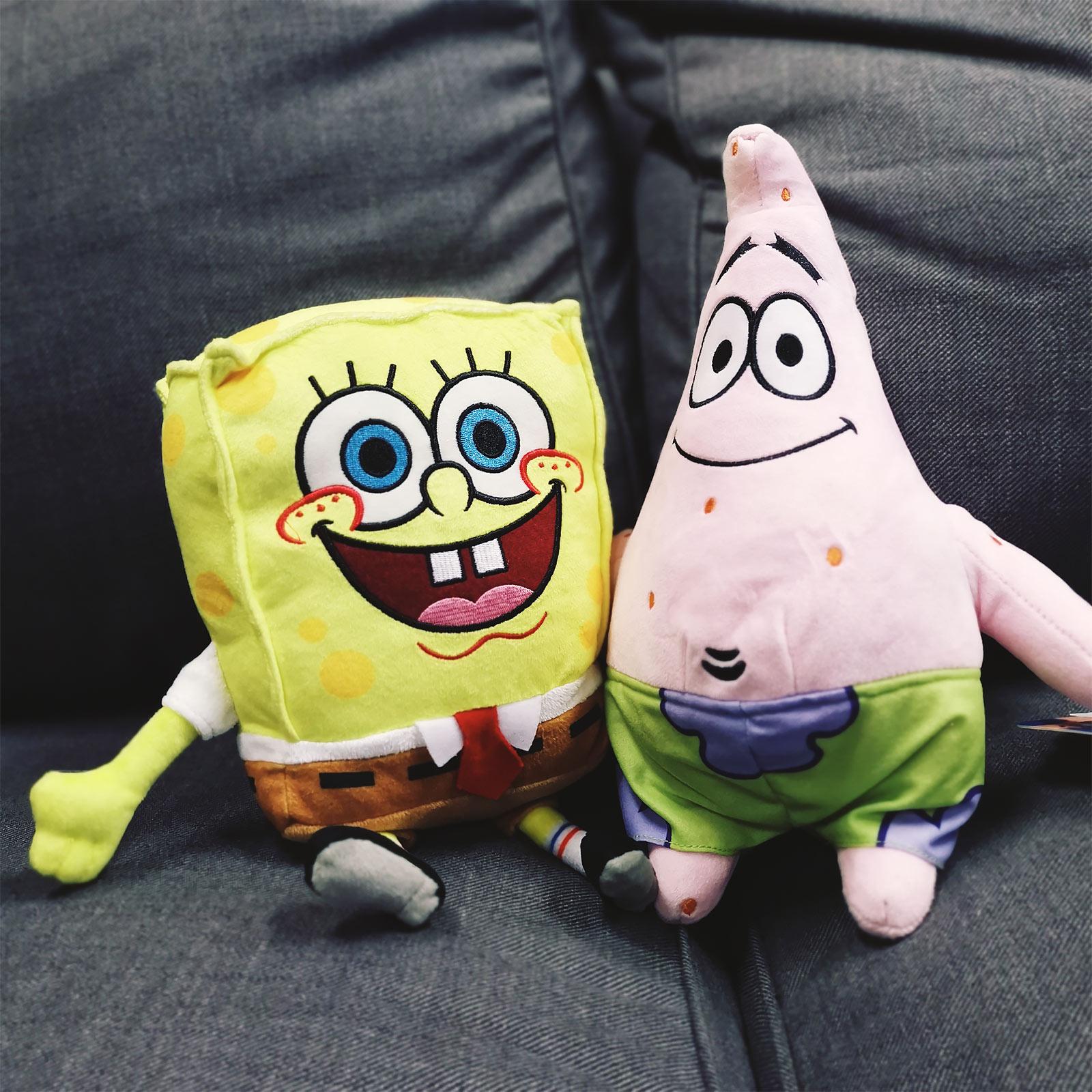 SpongeBob - Patrick Plüsch Figur 30cm