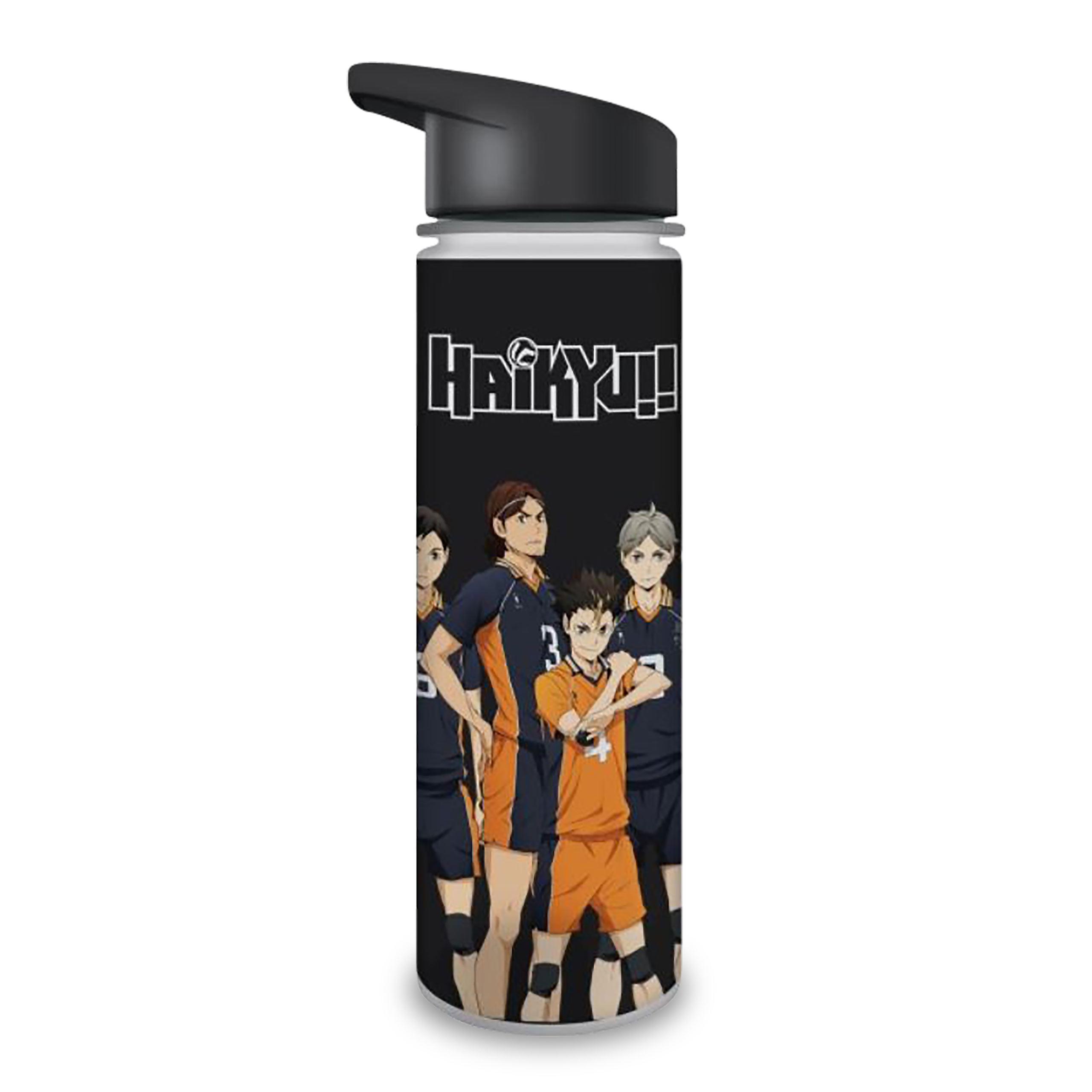 Haikyu!! - Logo Trinkflasche