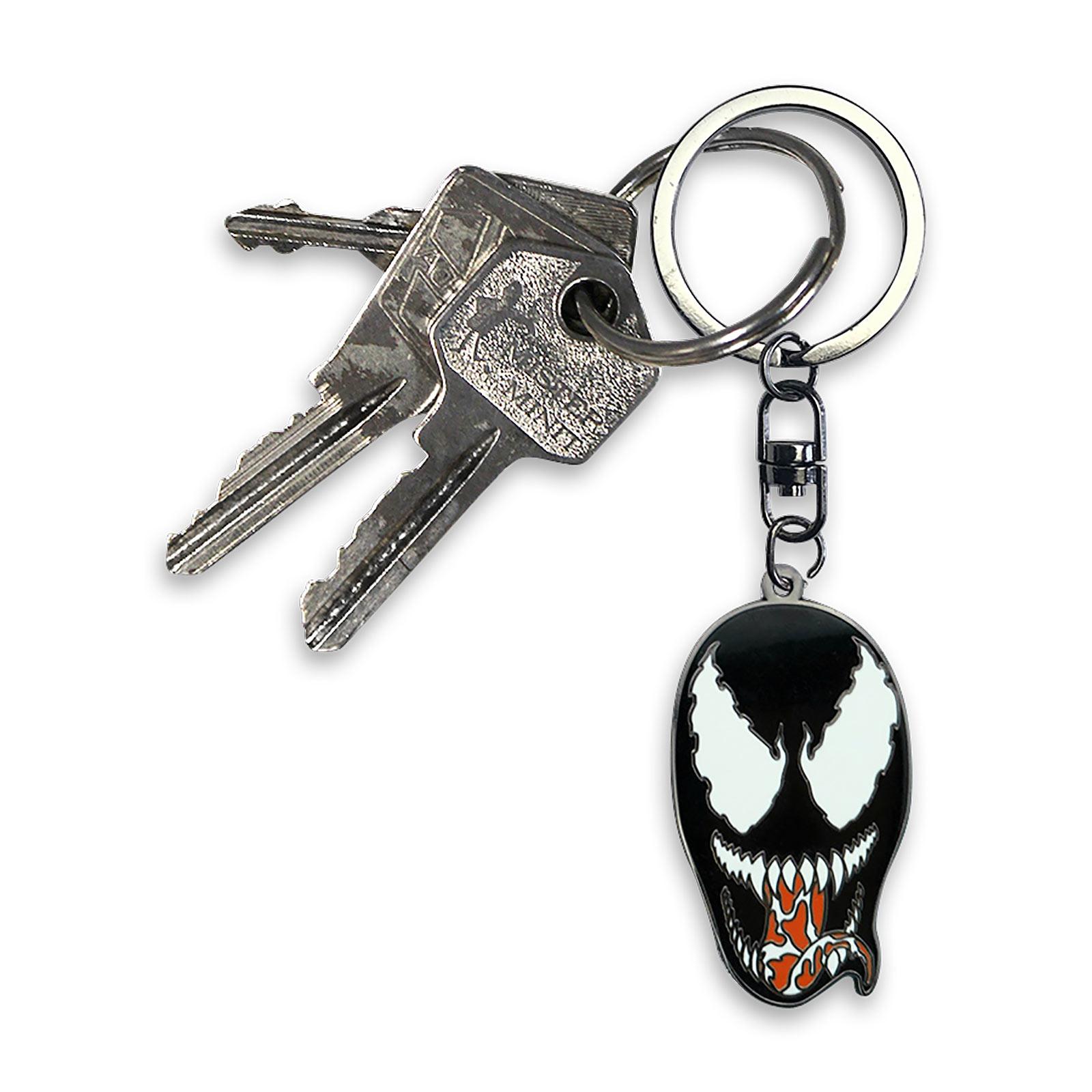 Venom - Face Schlüsselanhänger