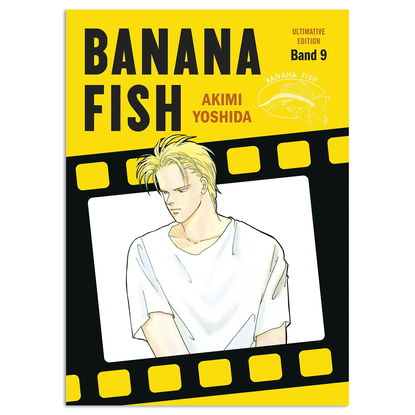 Banana Fish - Band 9 Taschenbuch Ultimate Edition