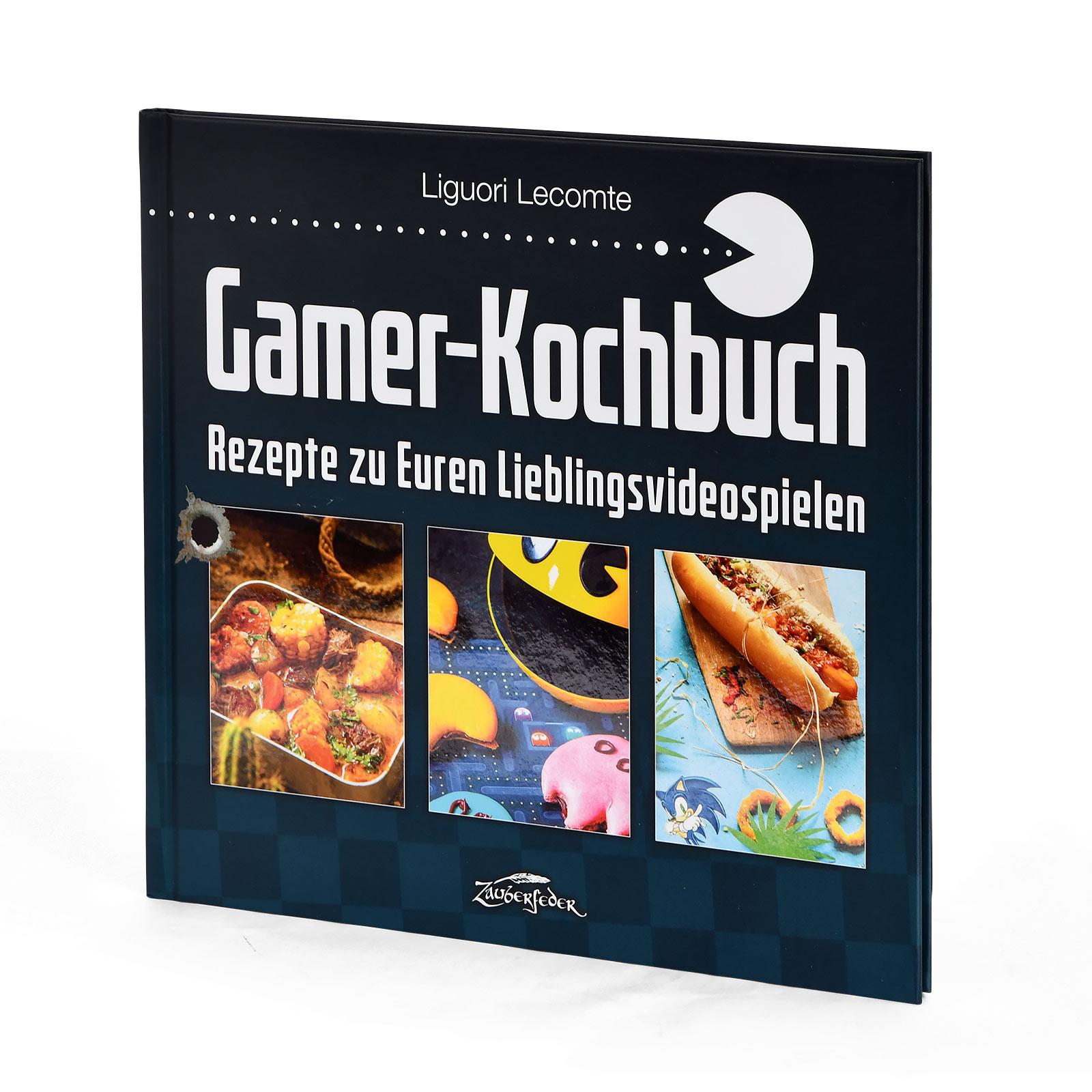 Gamer-Kochbuch