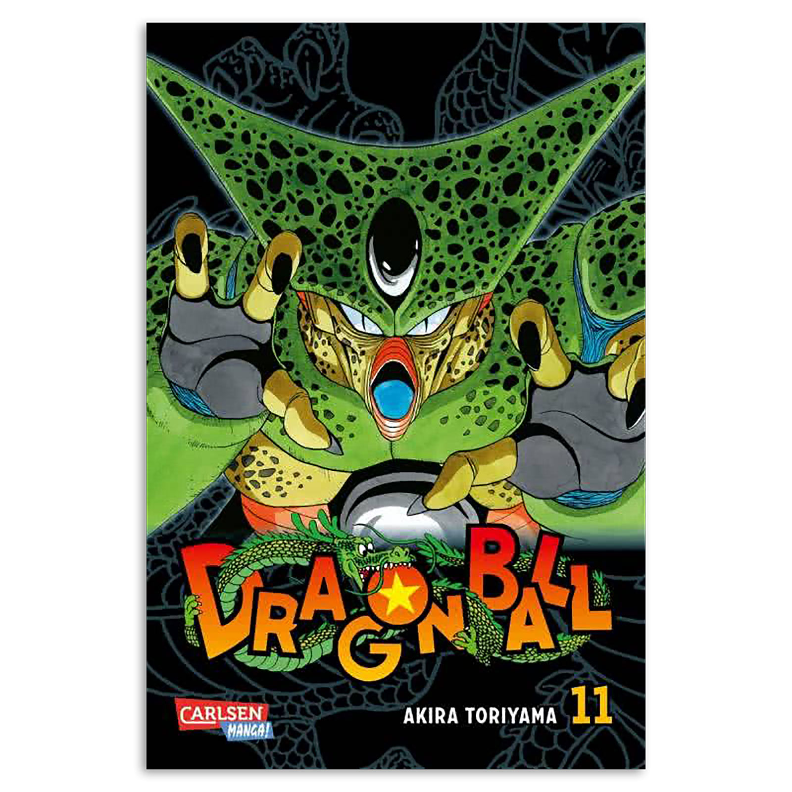 Dragon Ball - Sammelband 11 Taschenbuch