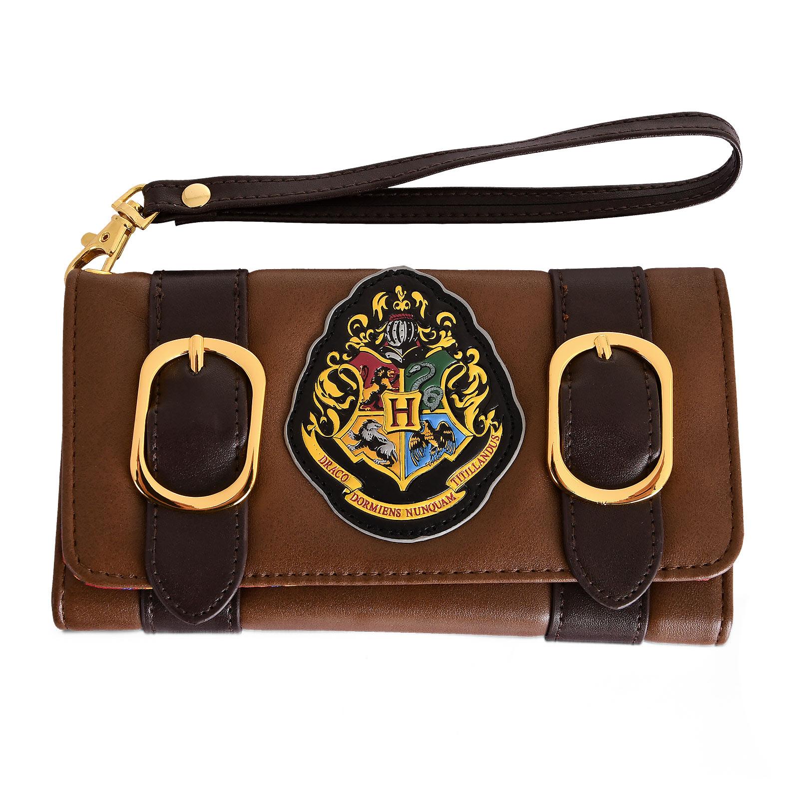 Harry Potter - Hogwarts Wappen Geldbörse
