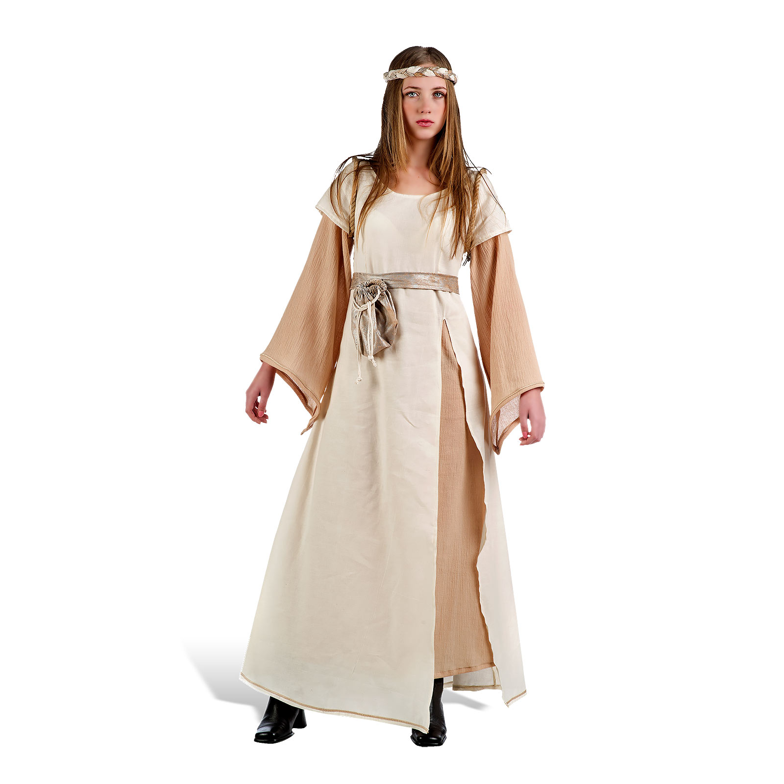 Mittelalter Dame - Kostüm