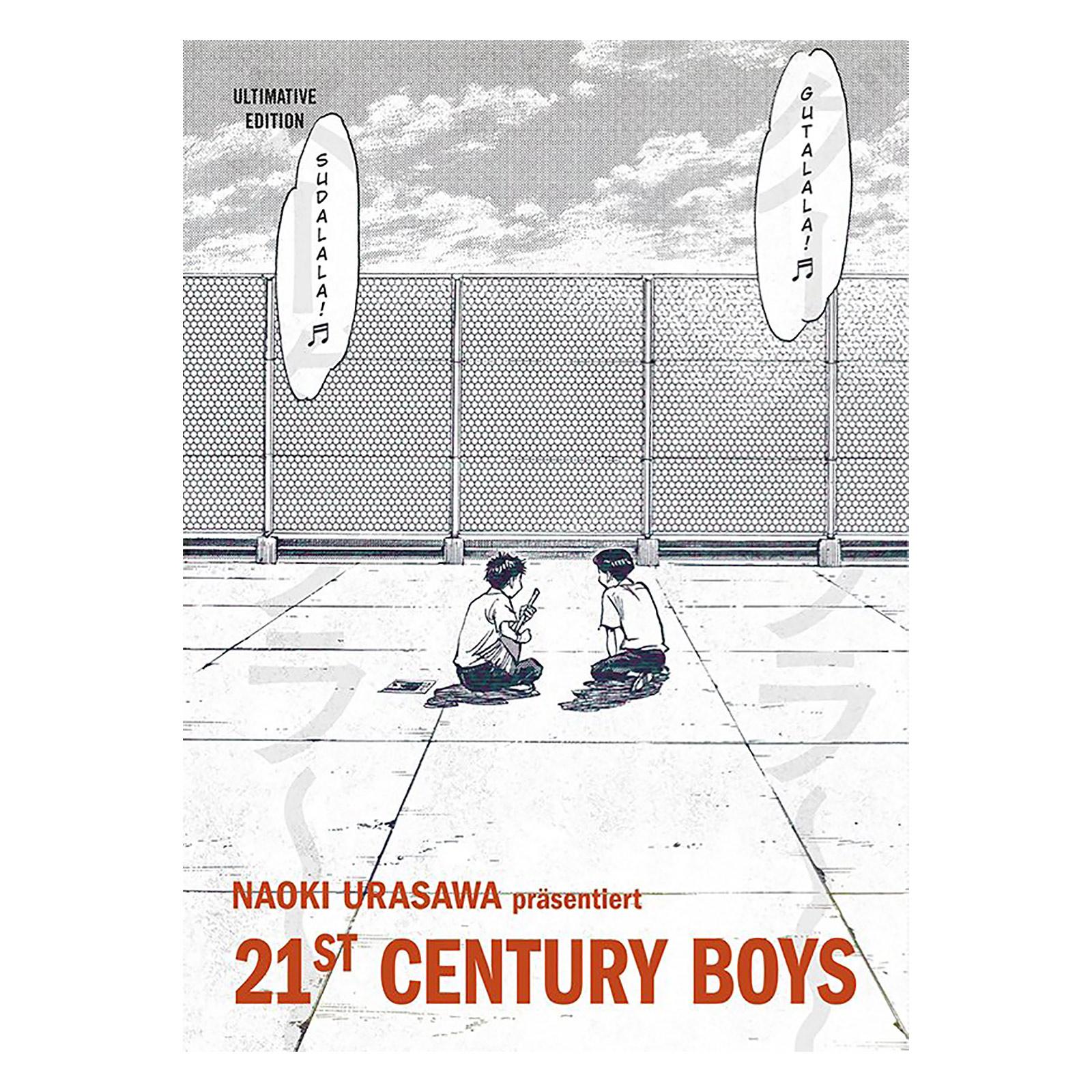 21th Century Boys - Band 1 Taschenbuch Ultimate Edition