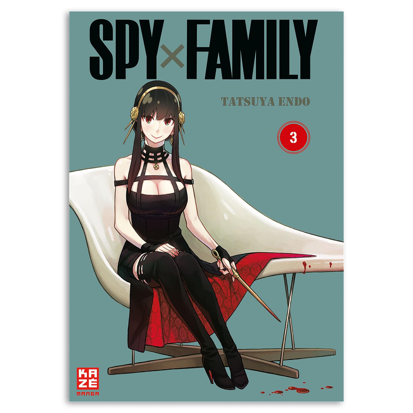 Spy x Family - Band 3 Taschenbuch