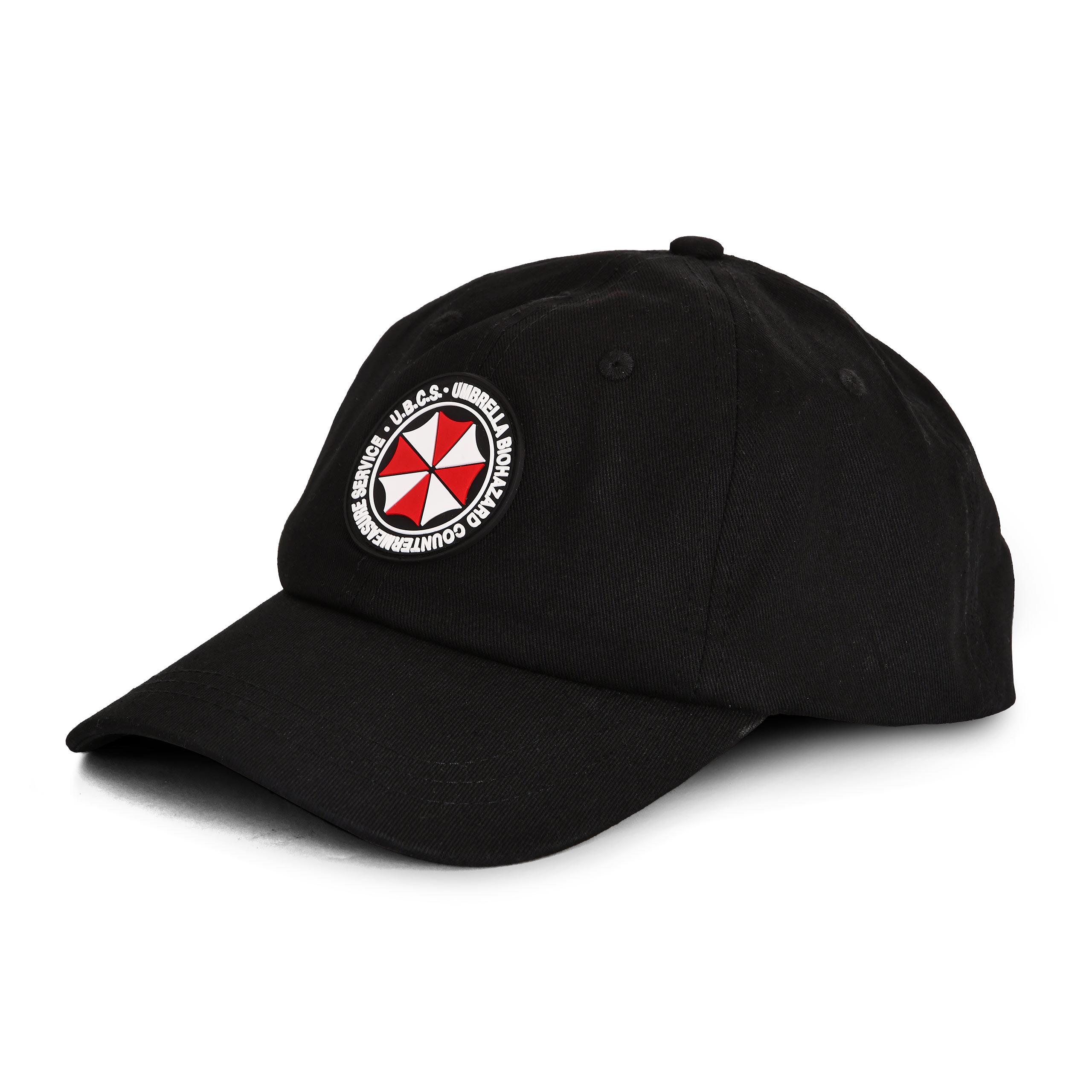 Resident Evil - U.B.C.S. Basecap schwarz