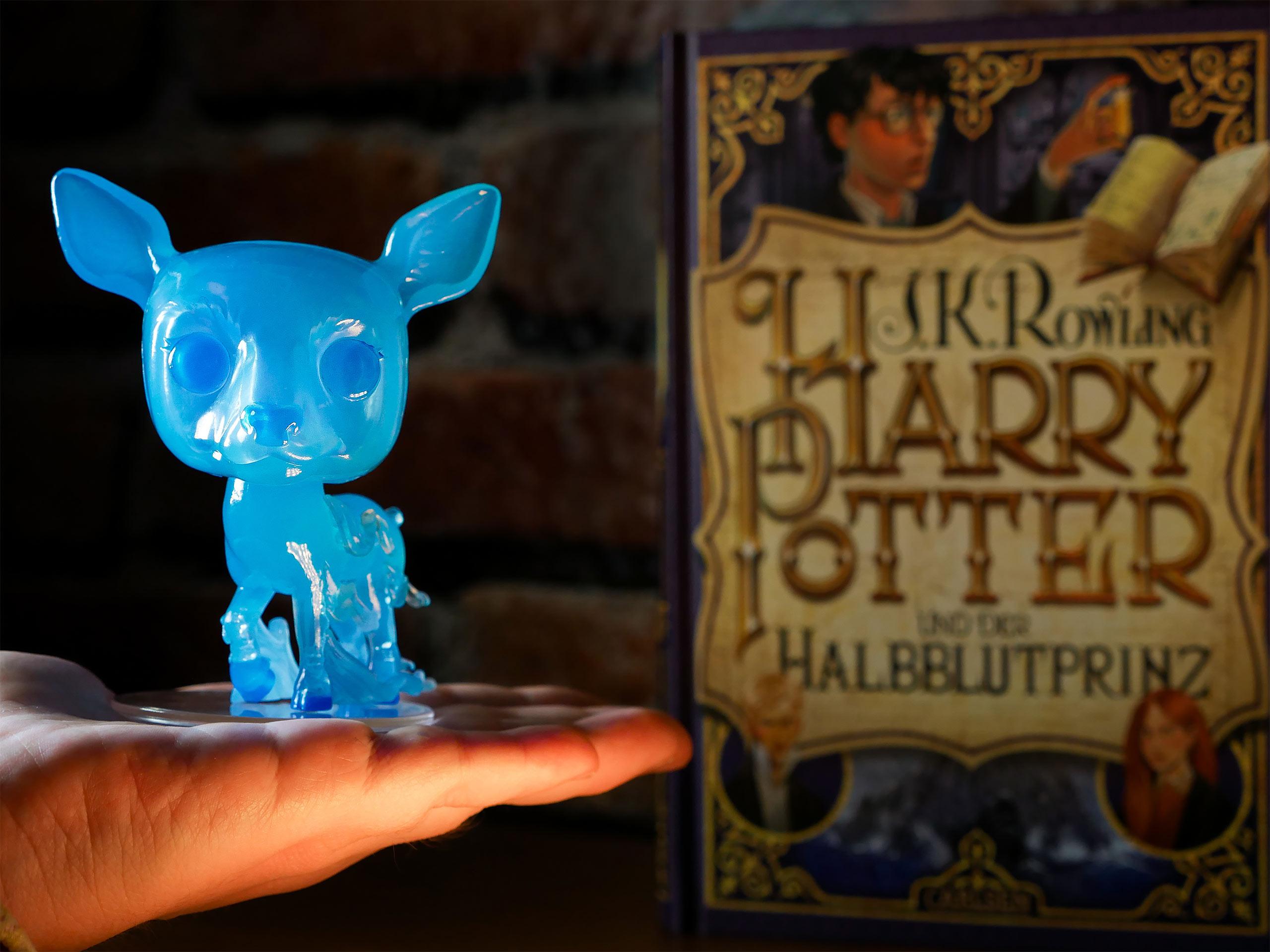Harry Potter - Snapes Patronus Funko Pop Figur