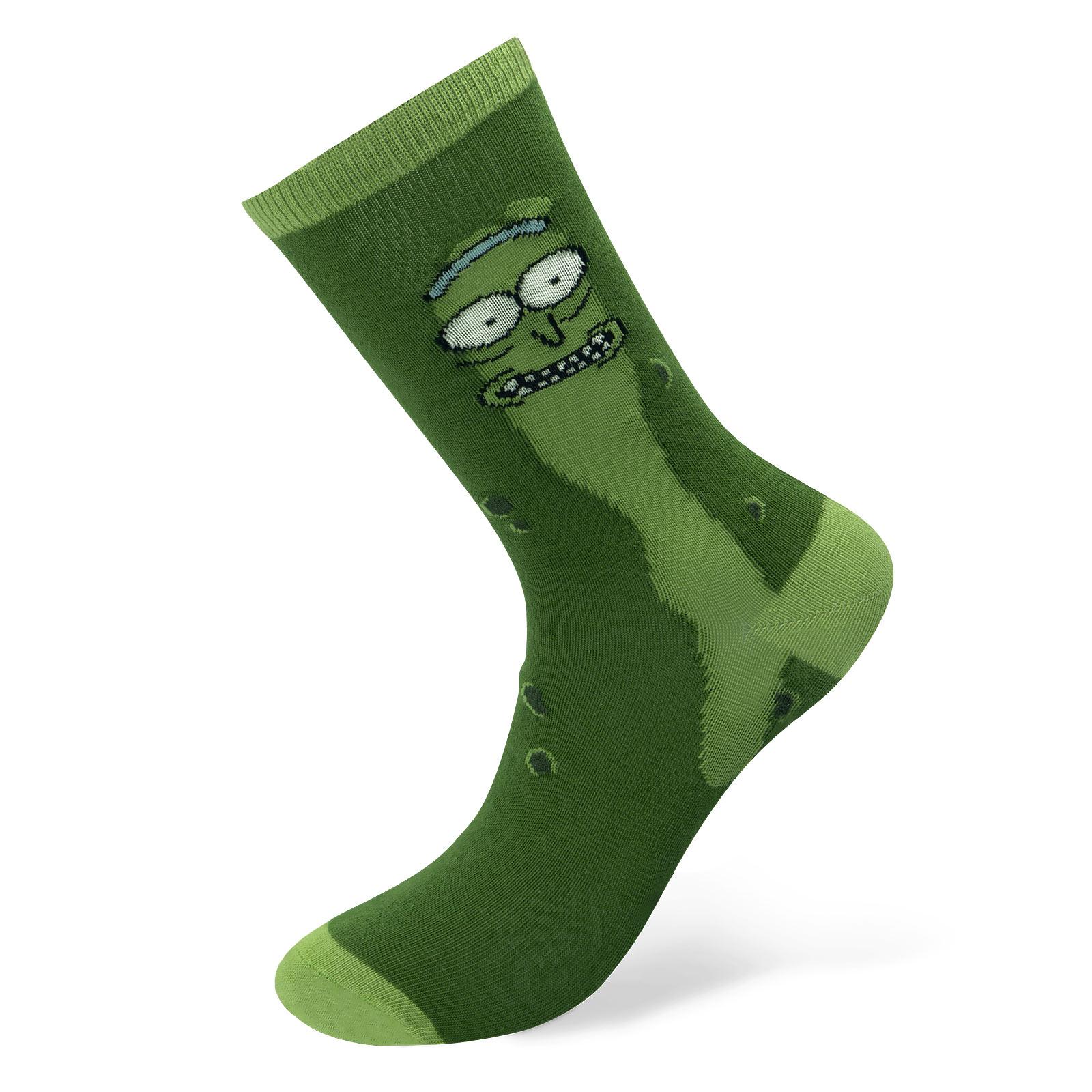 Rick and Morty - Pickle Rick Socken