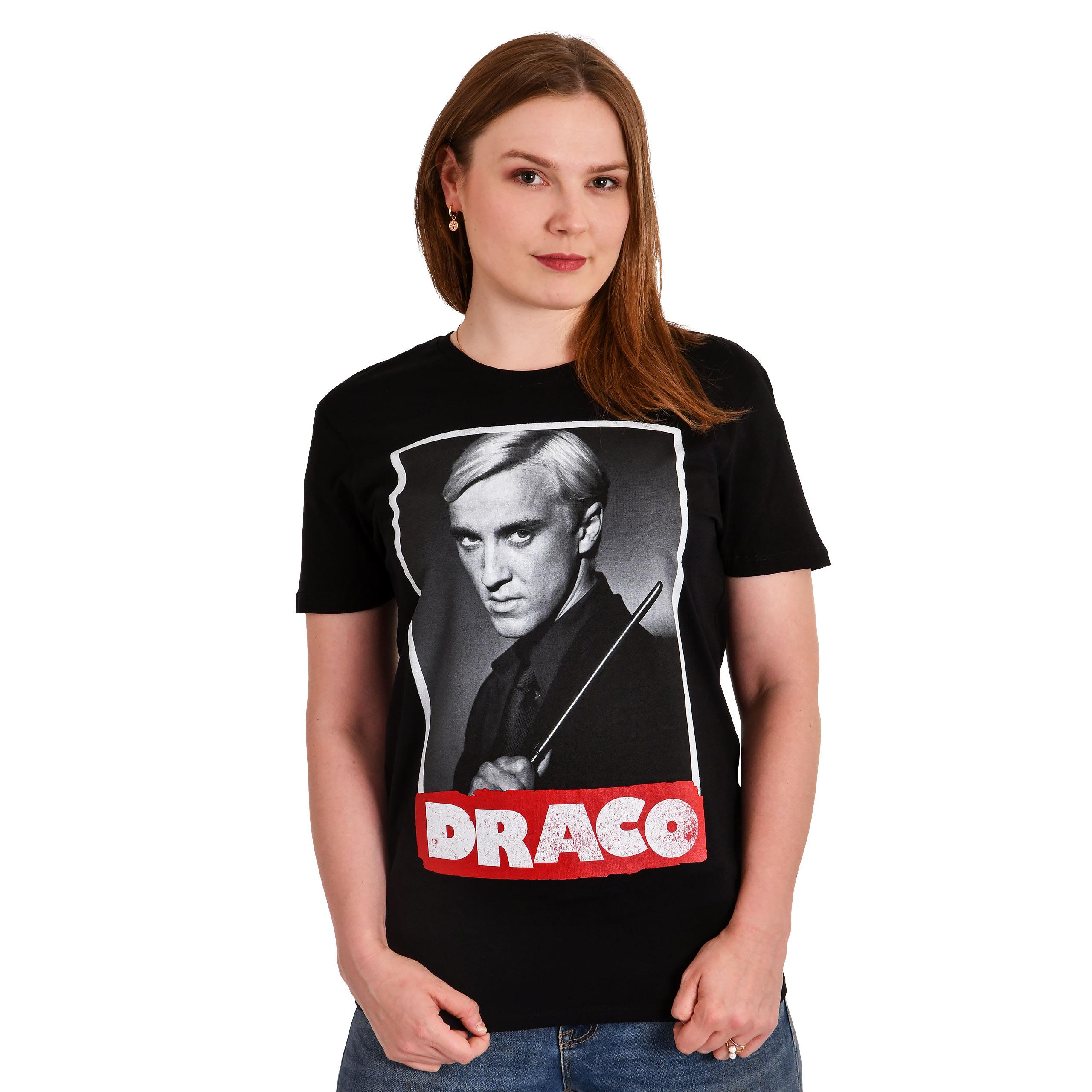 Harry Potter - Draco T-Shirt schwarz